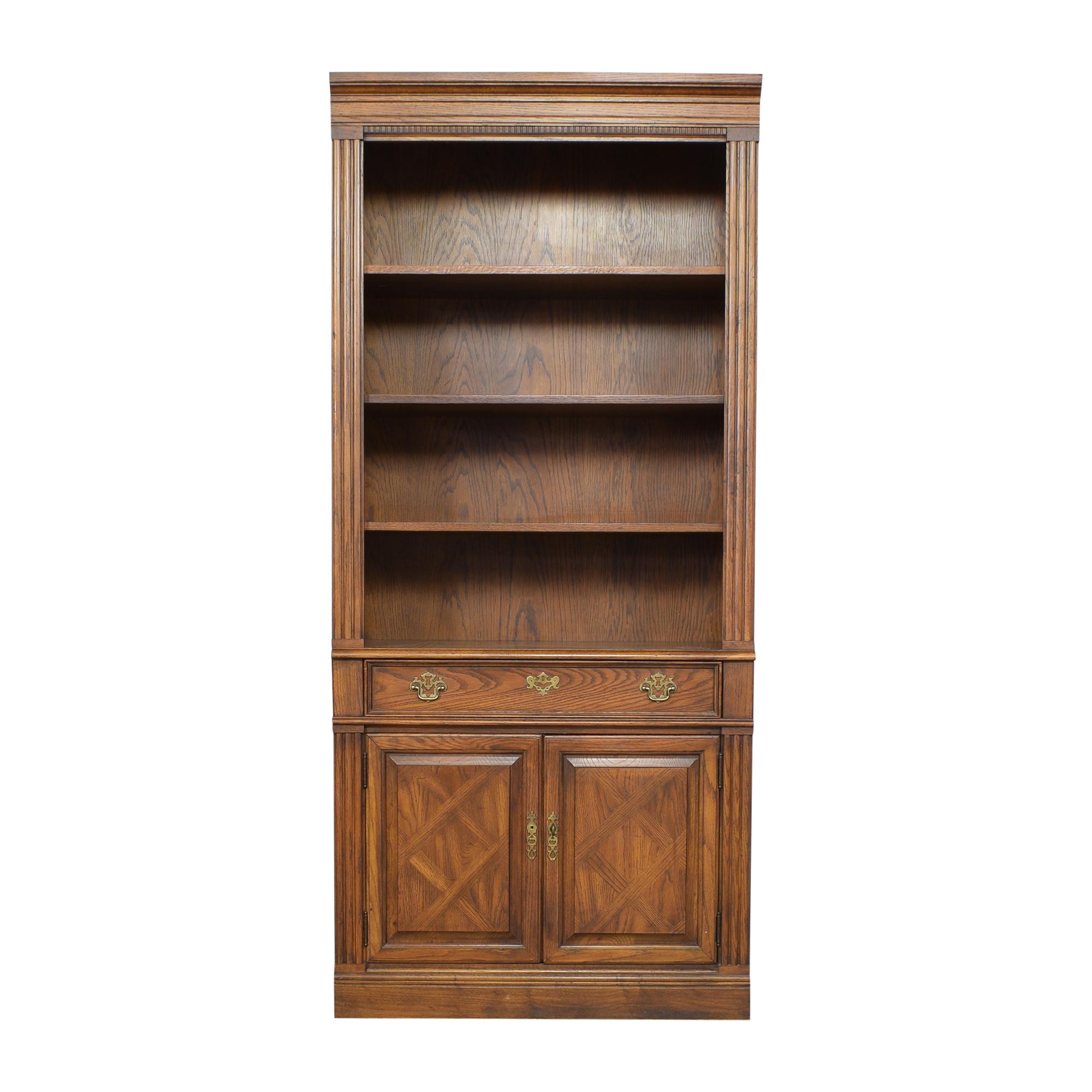 Thomasville Thomasville Bookcase Cabinet on sale