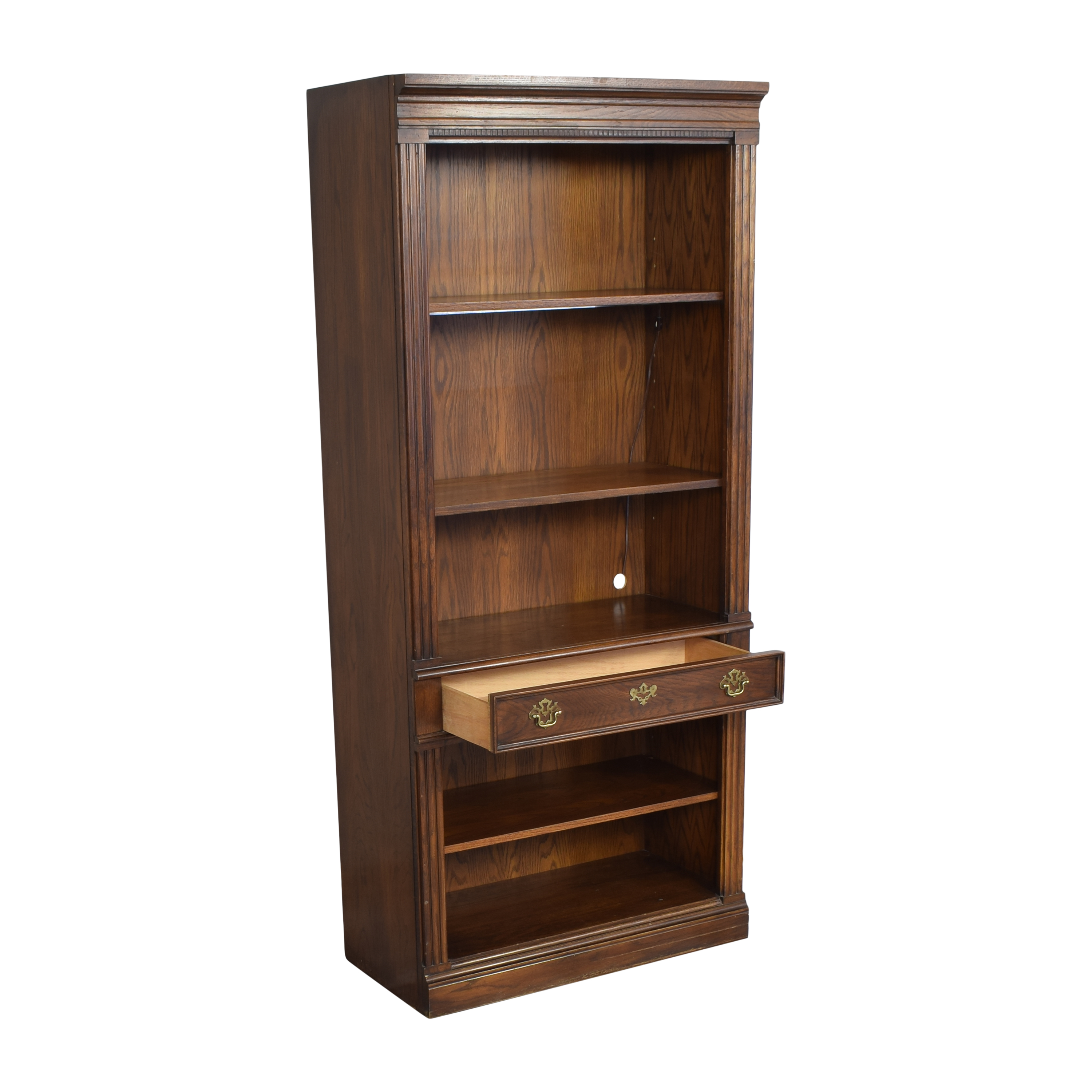 Thomasville Thomasville Bookcase with Drawer ct