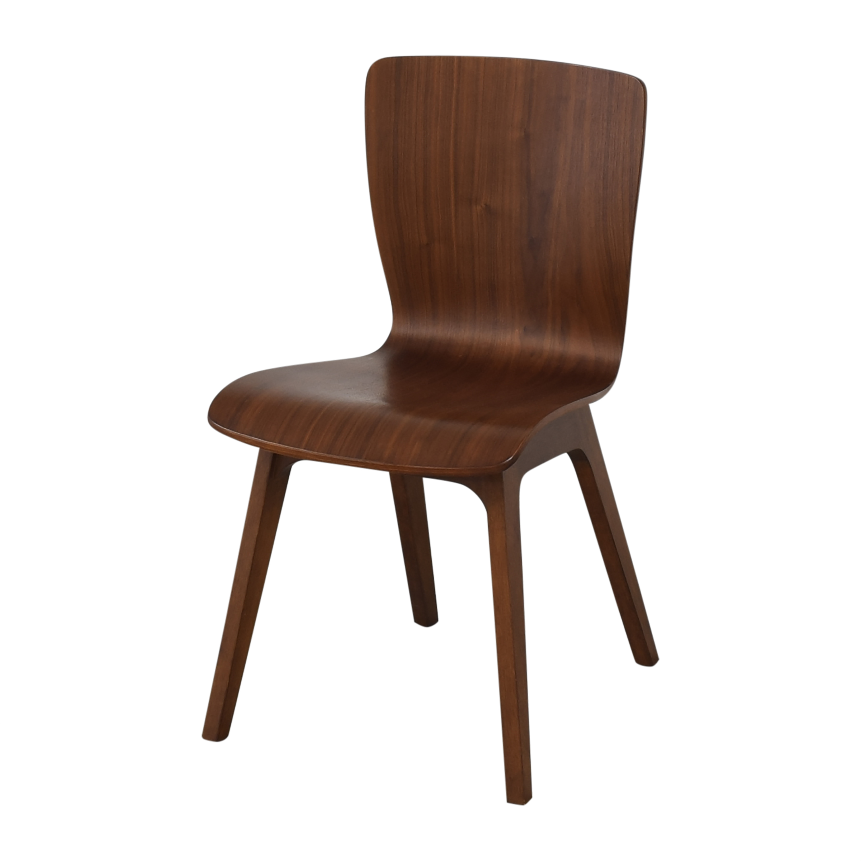 West Elm West Elm Crest Bentwood Dining Chairs ct