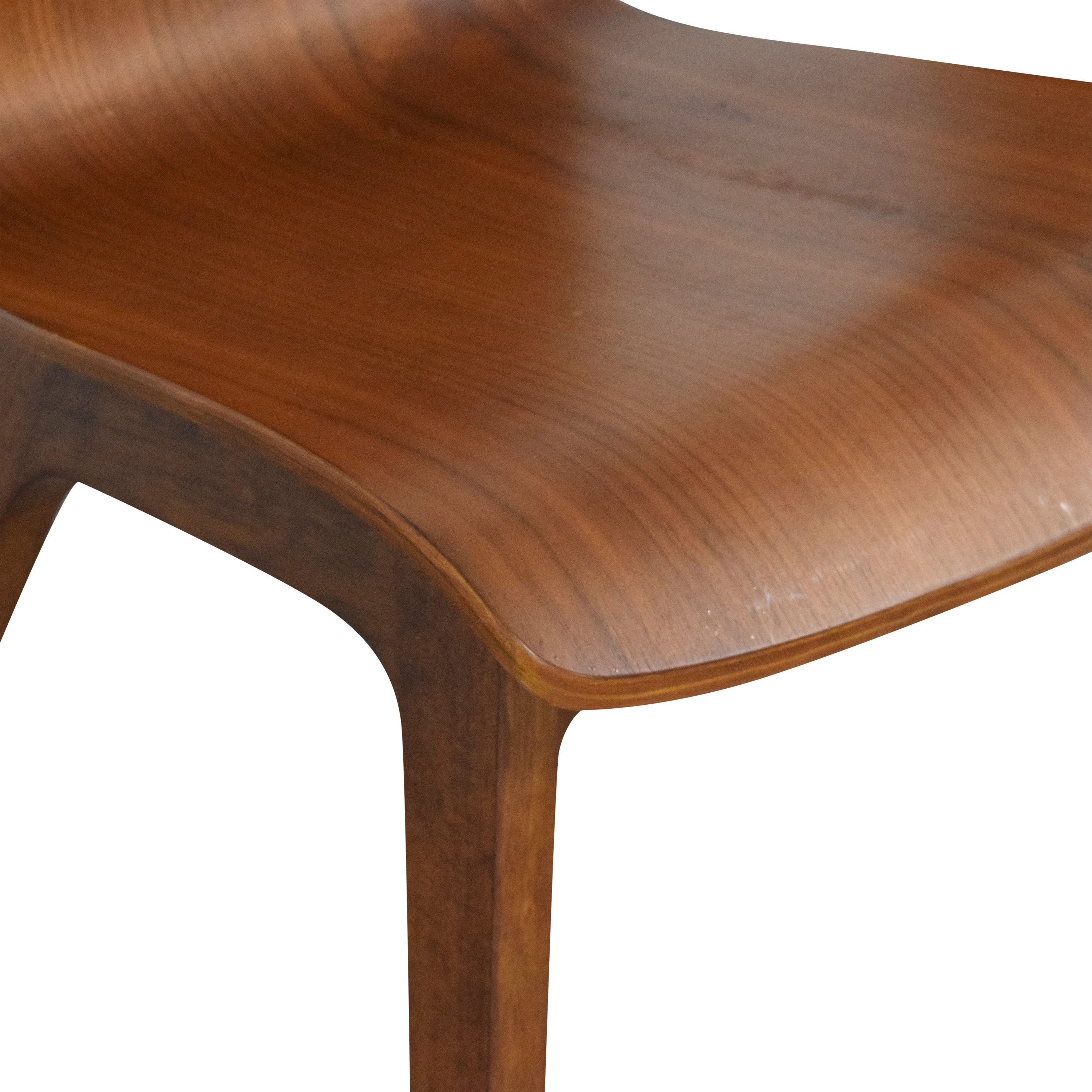 West Elm Crest Bentwood Dining Chairs sale