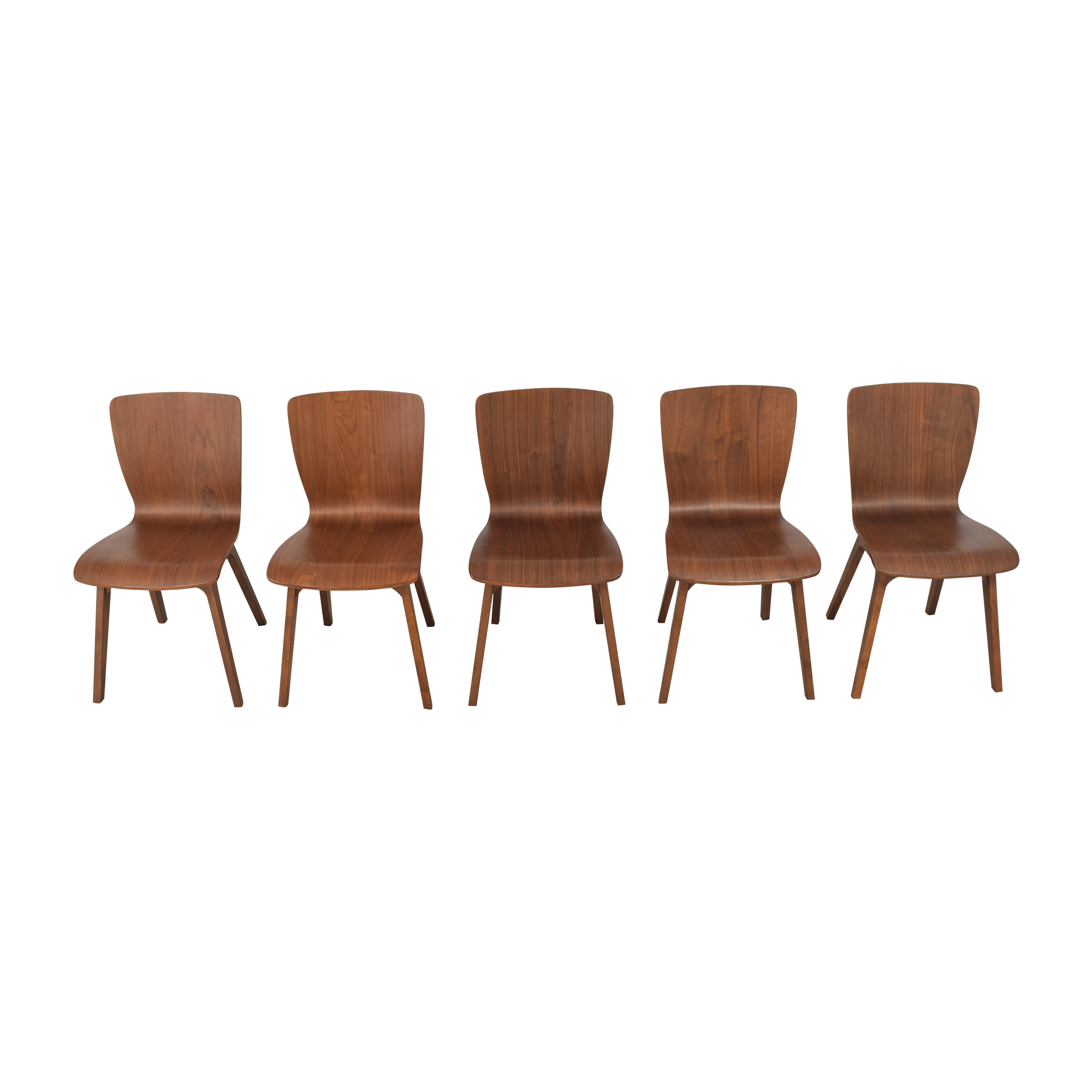 West Elm West Elm Crest Bentwood Dining Chairs on sale