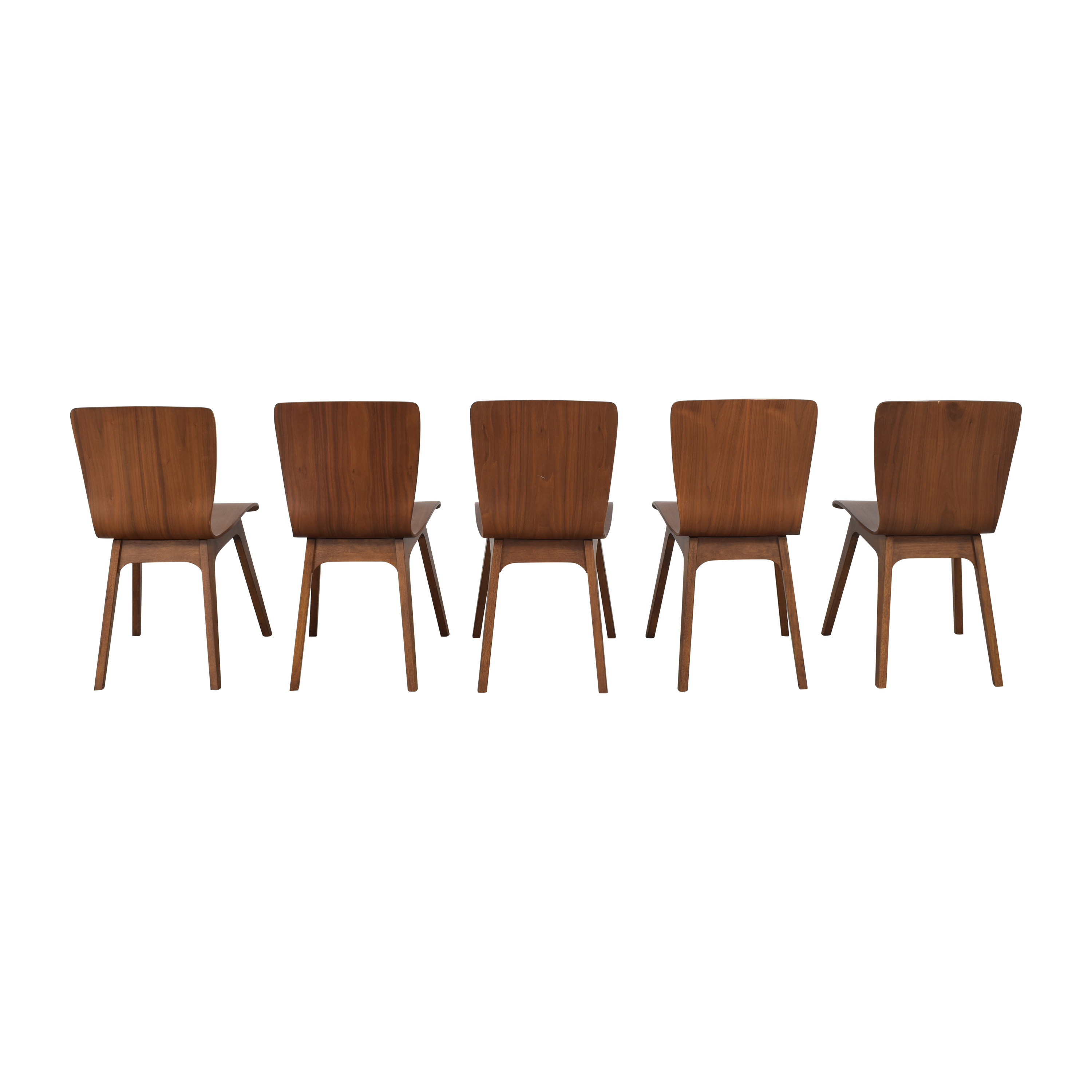 West Elm West Elm Crest Bentwood Dining Chairs price