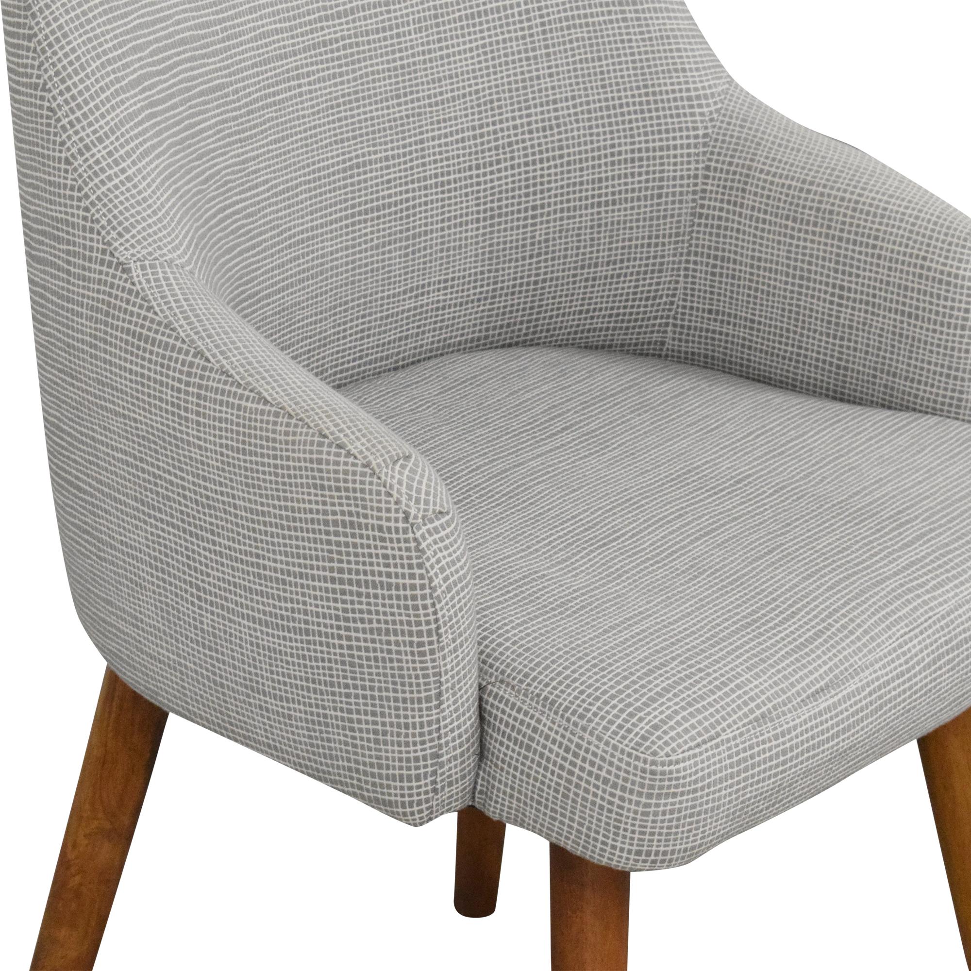 shop West Elm West Elm Saddle Dining Chairs online