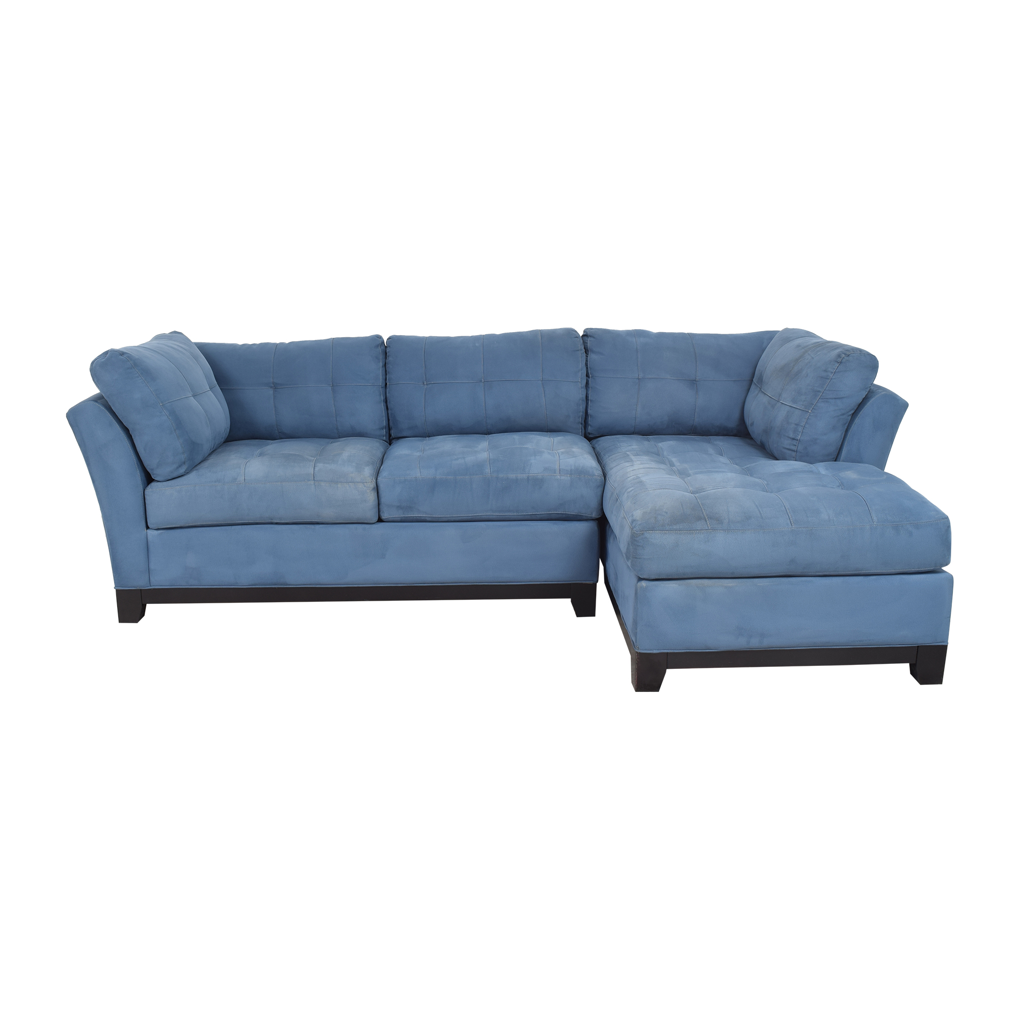 Raymour & Flanigan Cindy Crawford Home Metropolis Sectional  / Sectionals