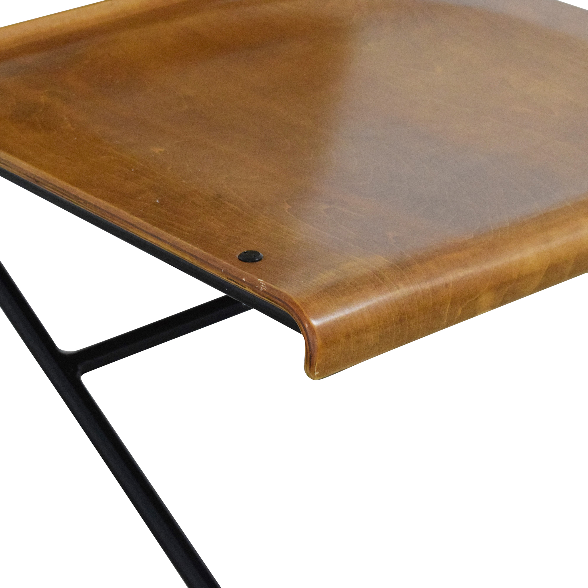 Industry West Industry West Stride Lounge Chair brown & black