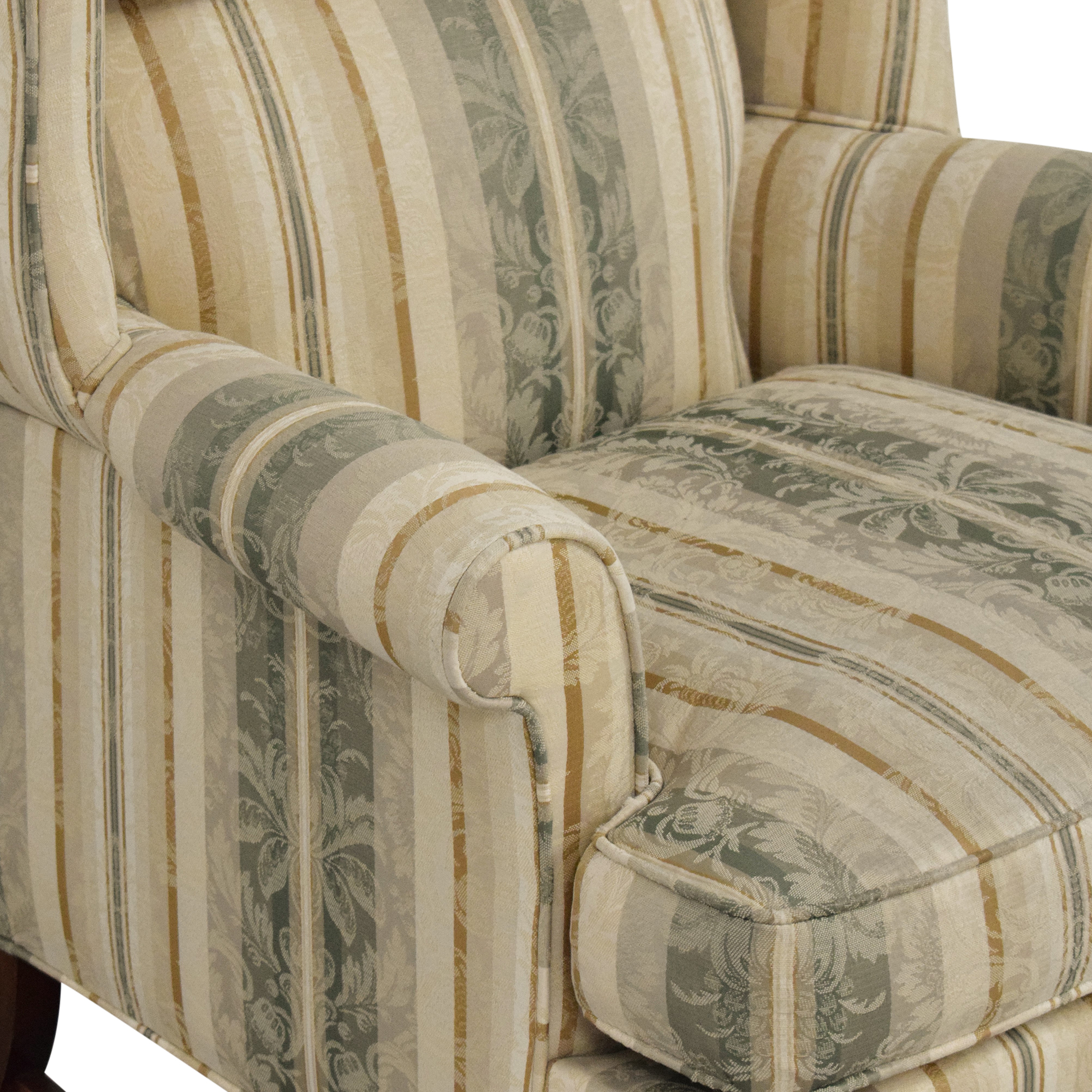Woodmark Woodmark Wing Back Accent Chair Accent Chairs