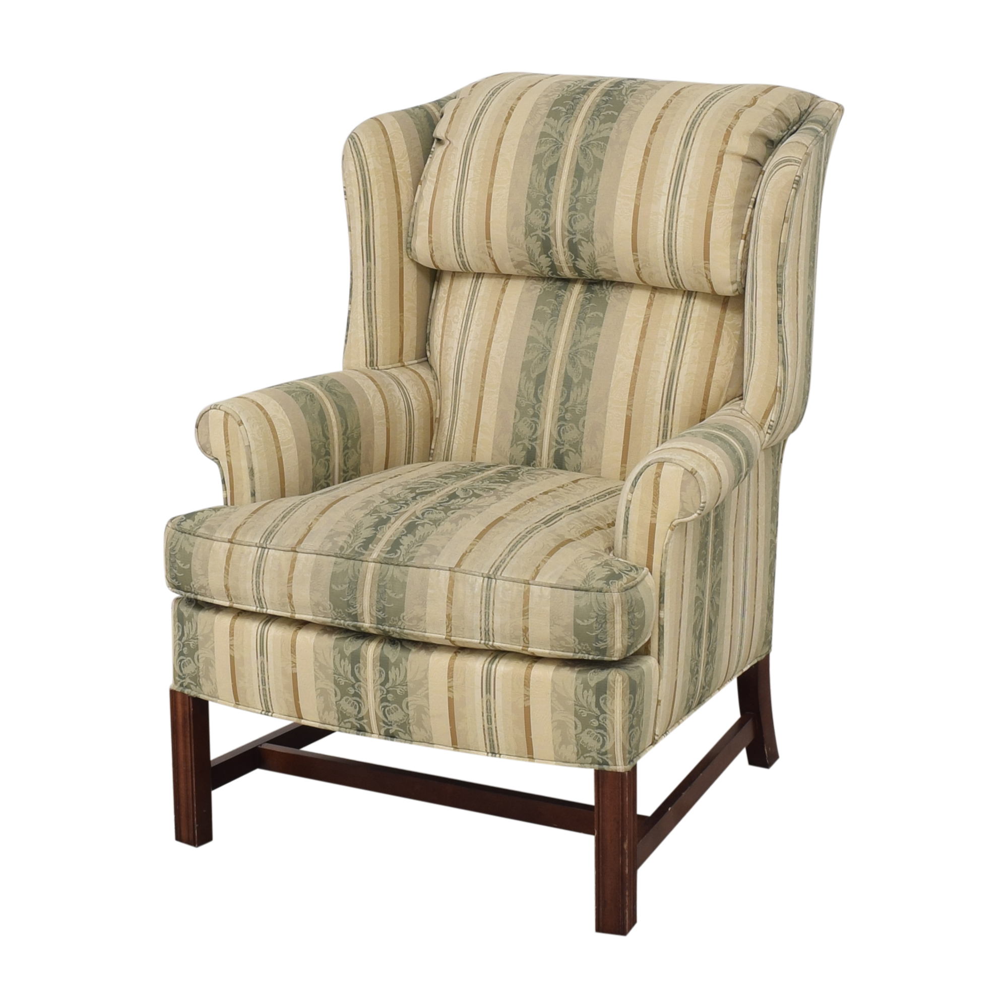 Woodmark Wing Back Accent Chair / Chairs