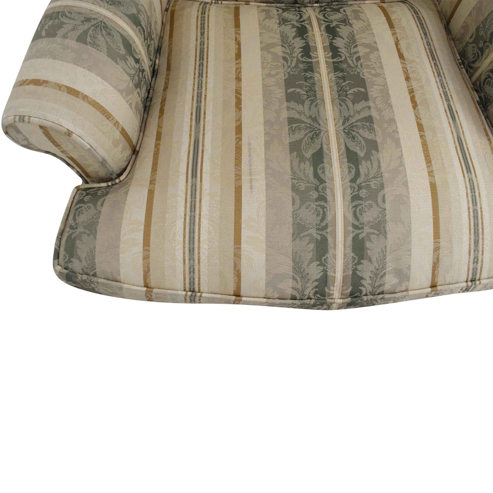 Woodmark Woodmark Wing Back Accent Chair multi