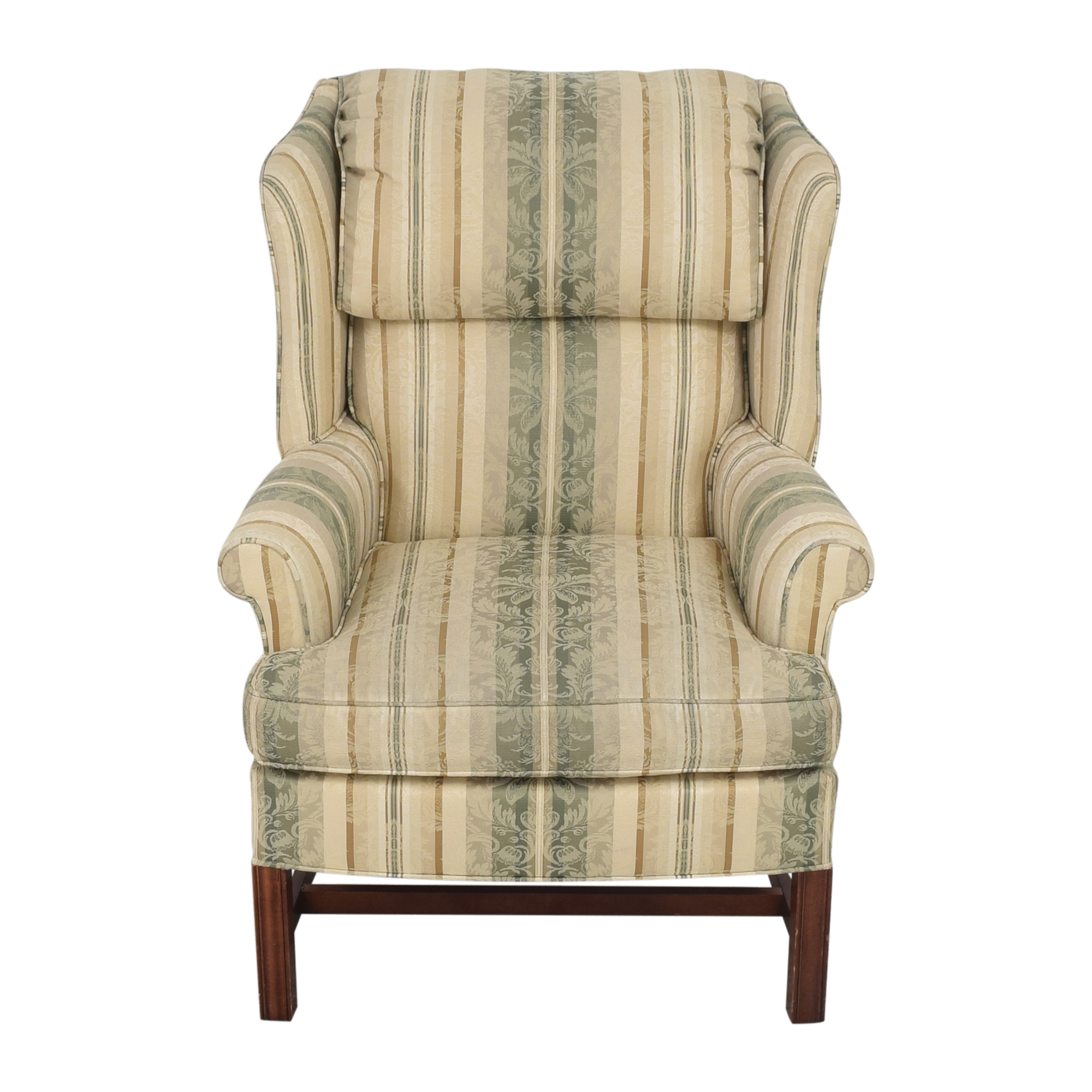 Woodmark Woodmark Wing Back Accent Chair Chairs