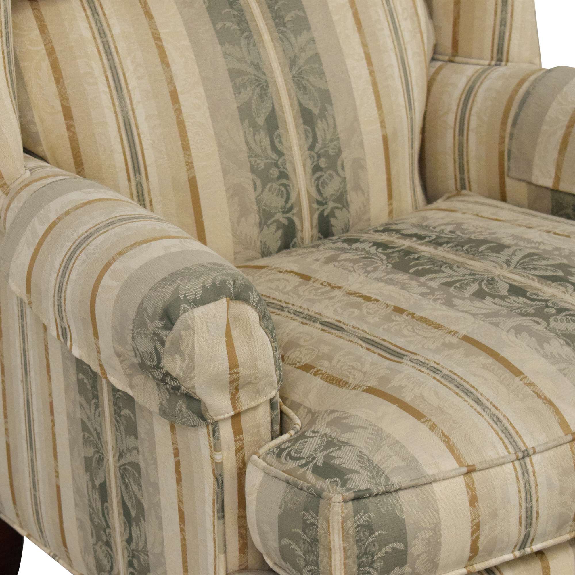 buy Woodmark Wing Back Accent Chair Woodmark Accent Chairs