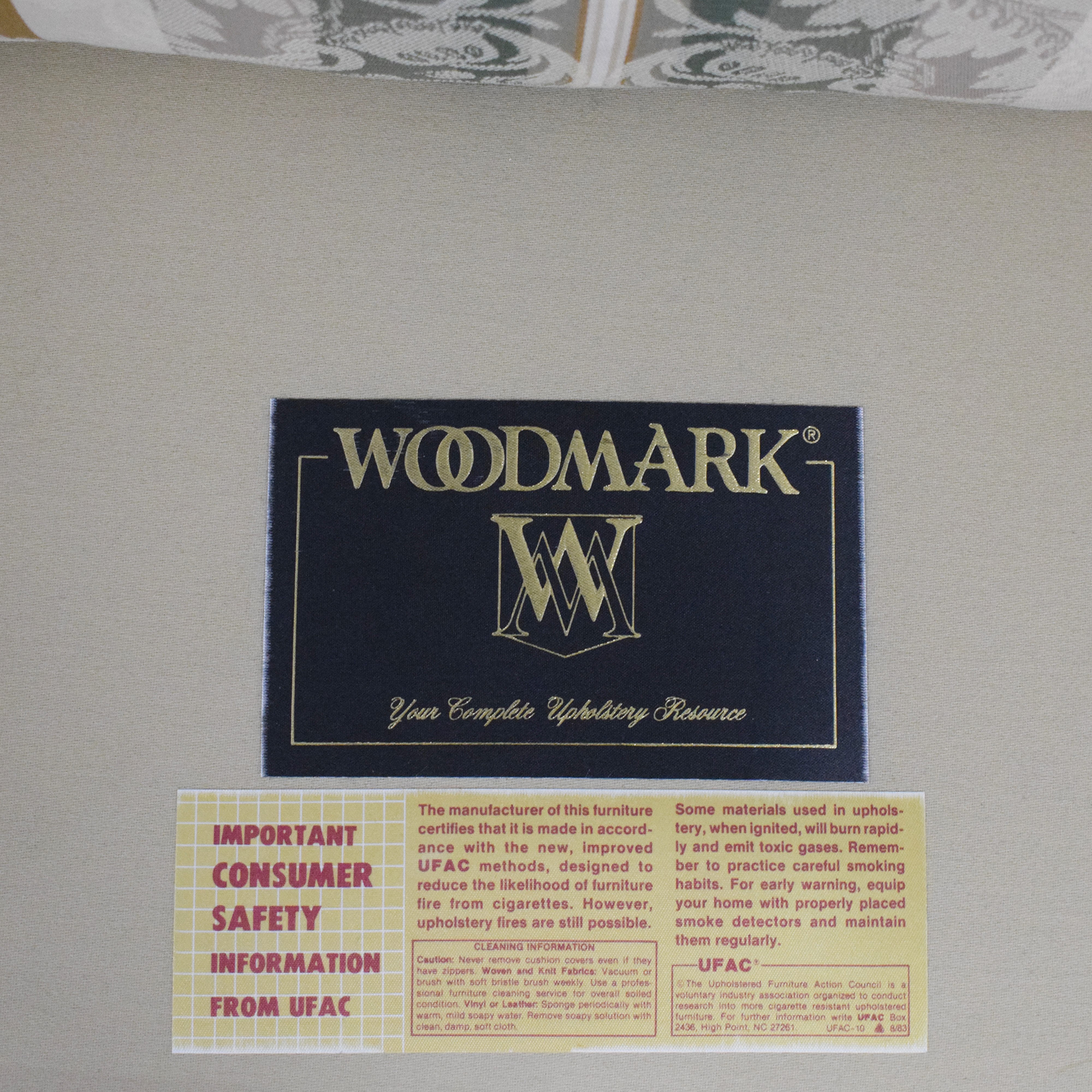 Woodmark Woodmark Wing Back Accent Chair nj