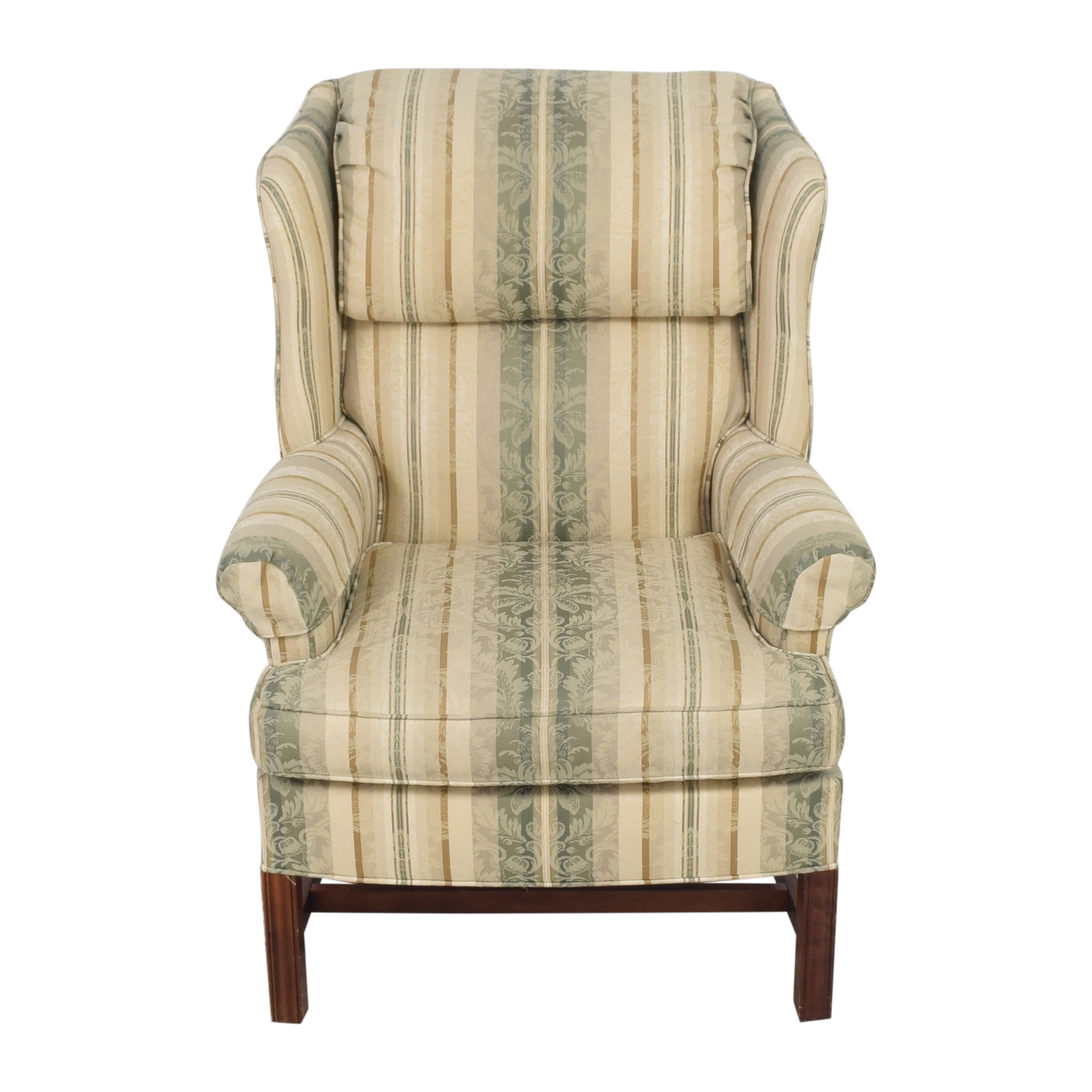 Woodmark Woodmark Wing Back Accent Chair nyc