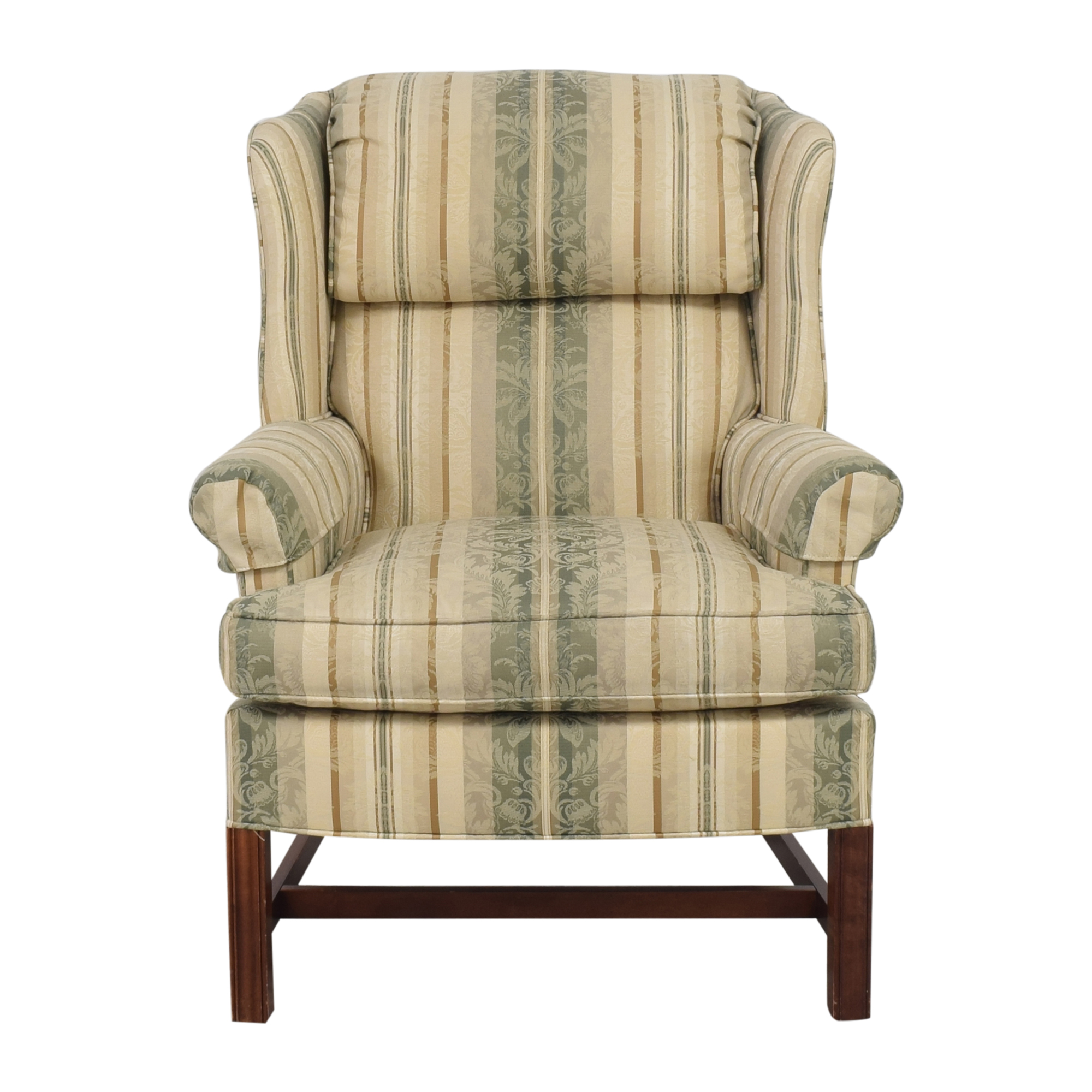 shop Woodmark Wing Back Accent Chair Woodmark Chairs