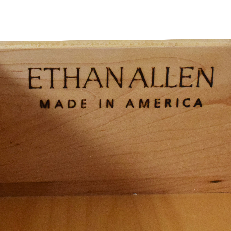 buy Ethan Allen Two Door Armoire Ethan Allen