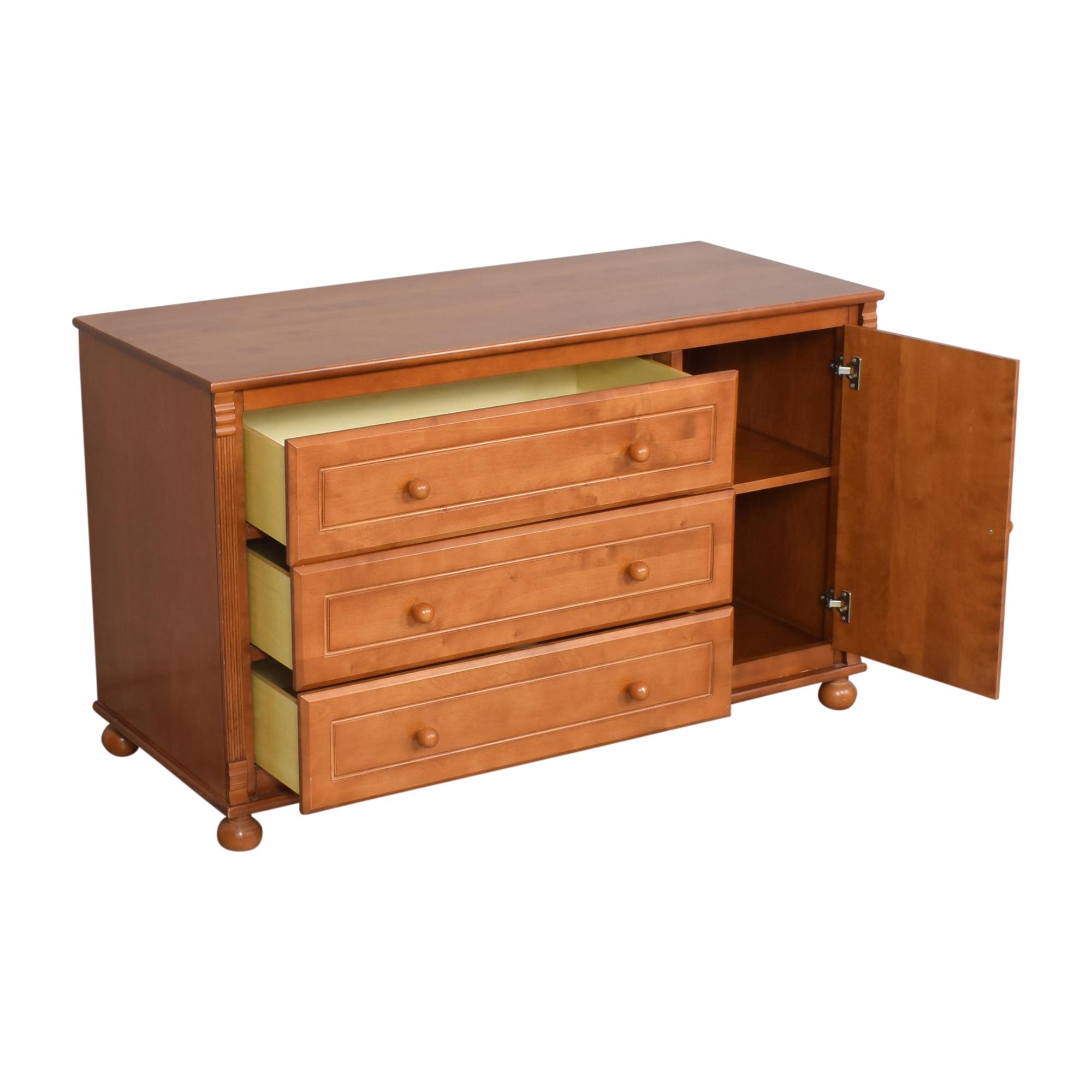 Bellini Bellini Jessica Three Drawer One Door Dresser on sale