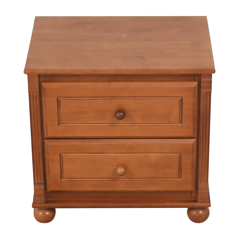 buy Bellini Jessica Nightstand Bellini Tables