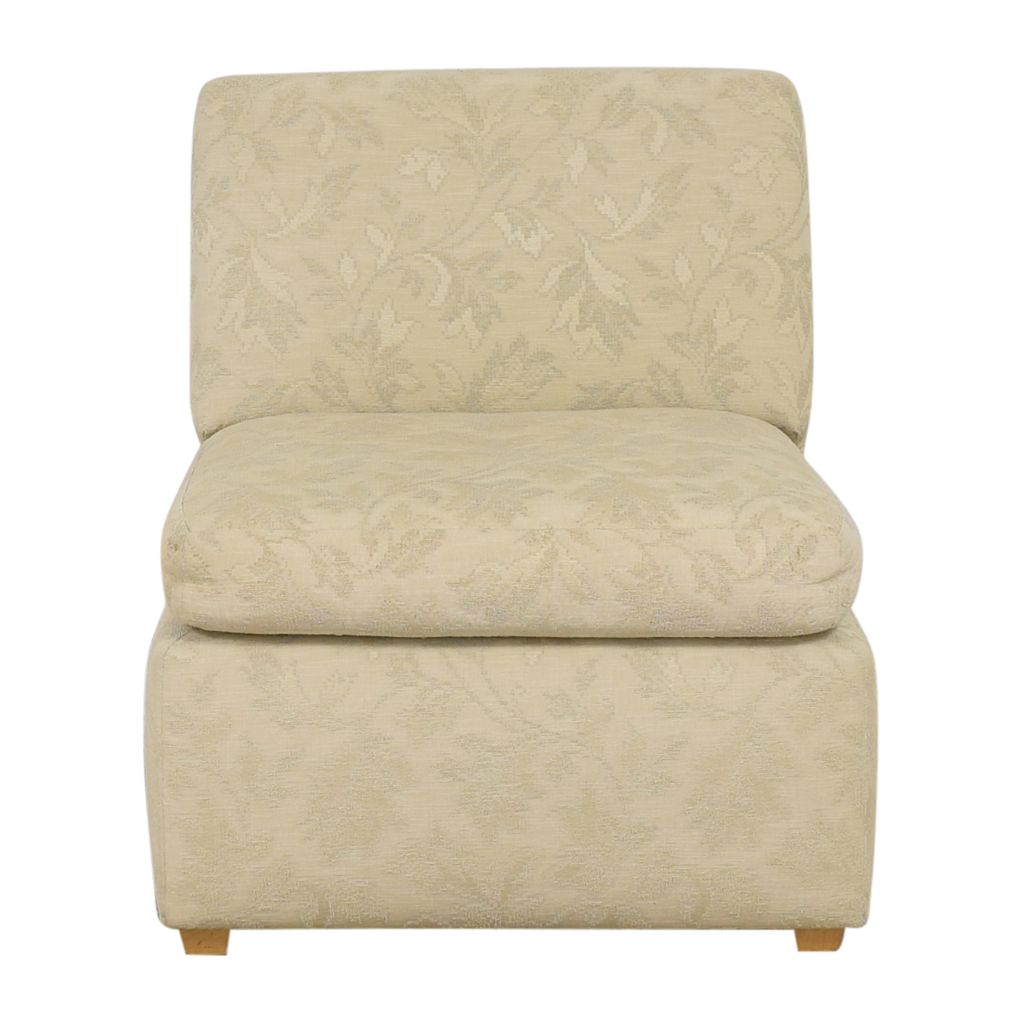 Billy Baldwin Studio Large Slipper Chair by Ventry / Chairs