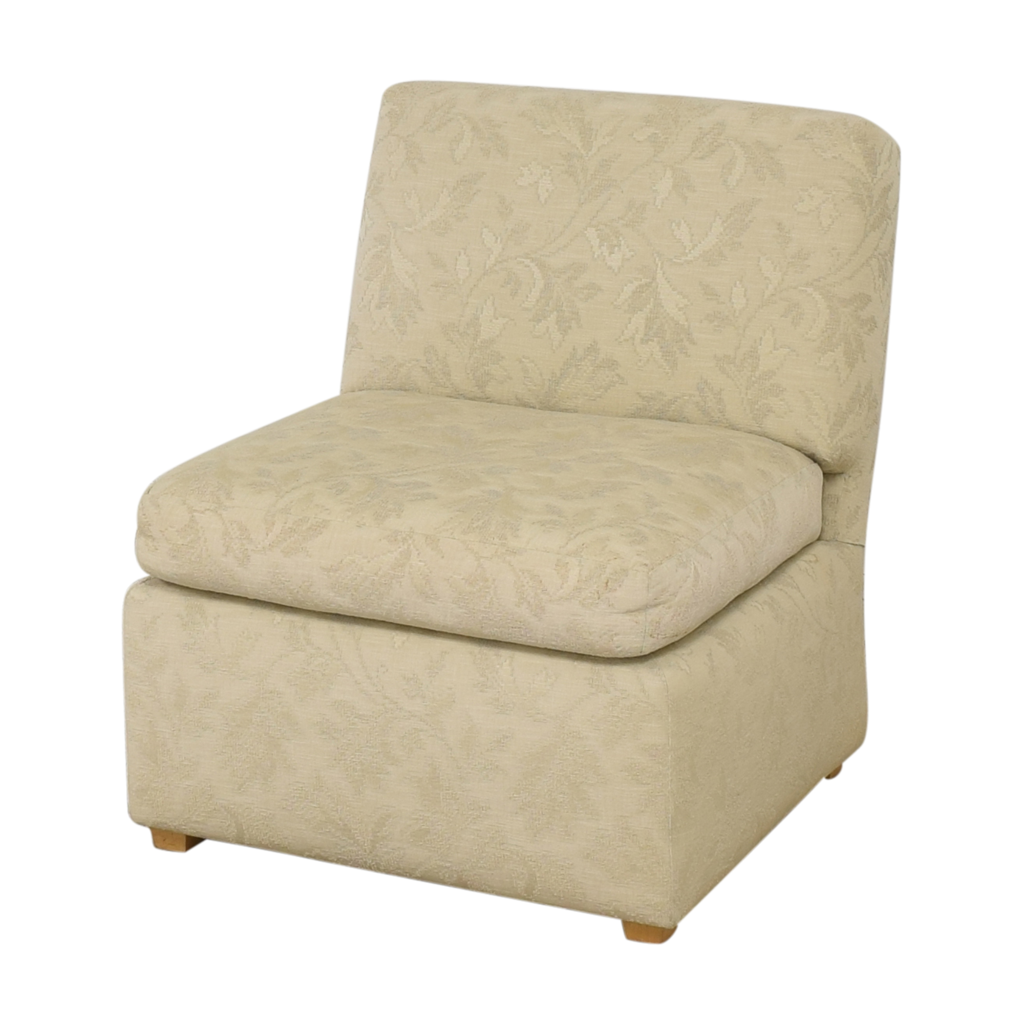 Billy Baldwin Studio Billy Baldwin Studio Large Slipper Chair by Ventry for sale