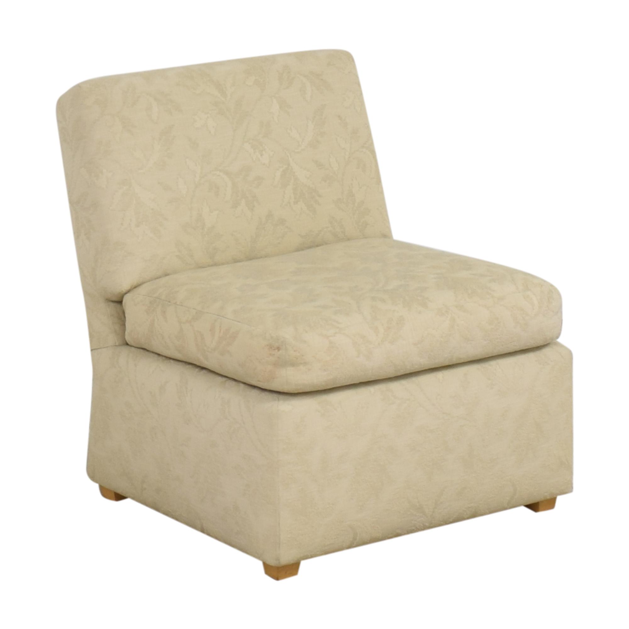 Billy Baldwin Studio Billy Baldwin Studio Large Slipper Chair by Ventry pa