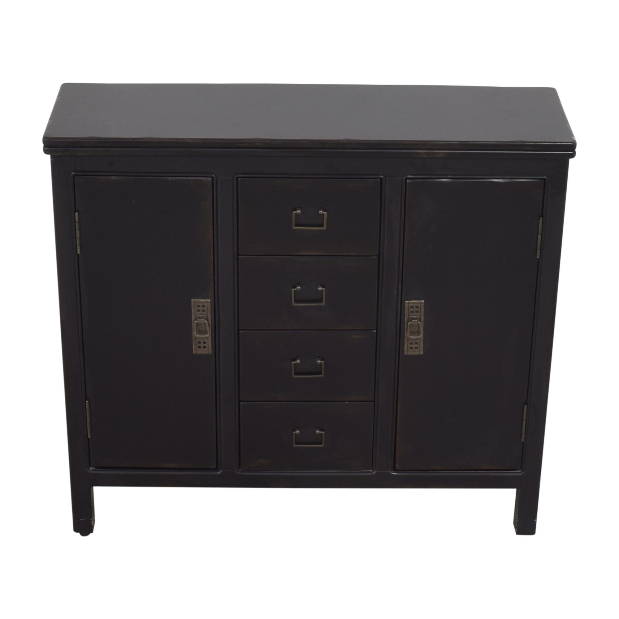 Hooker Furniture Hooker Furniture Chinoiserie Sideboard Cabinet ct