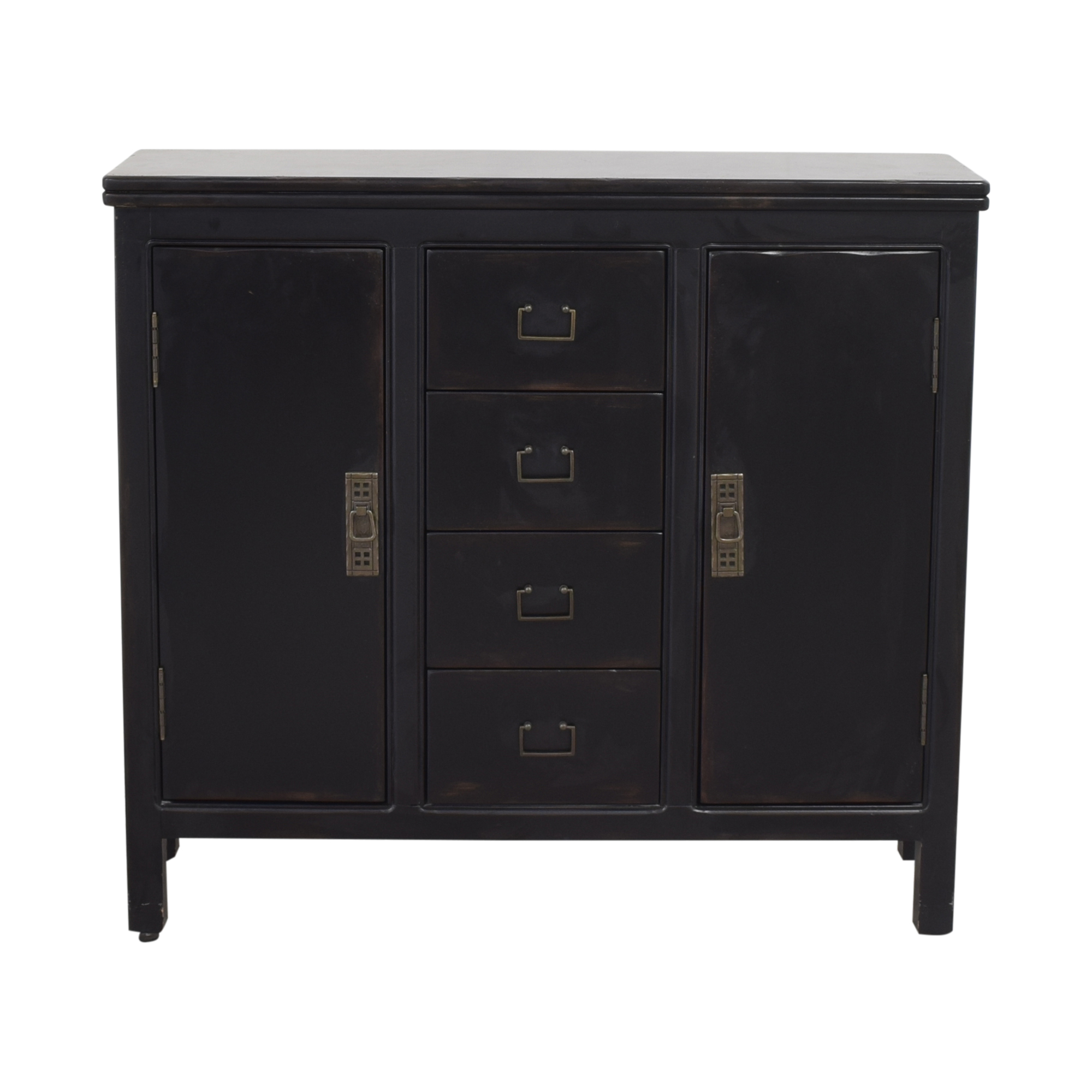 Hooker Furniture Hooker Furniture Chinoiserie Sideboard Cabinet Cabinets & Sideboards