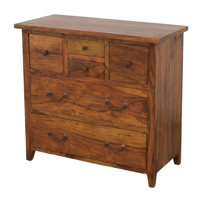 shop Six Drawer Dresser  Storage