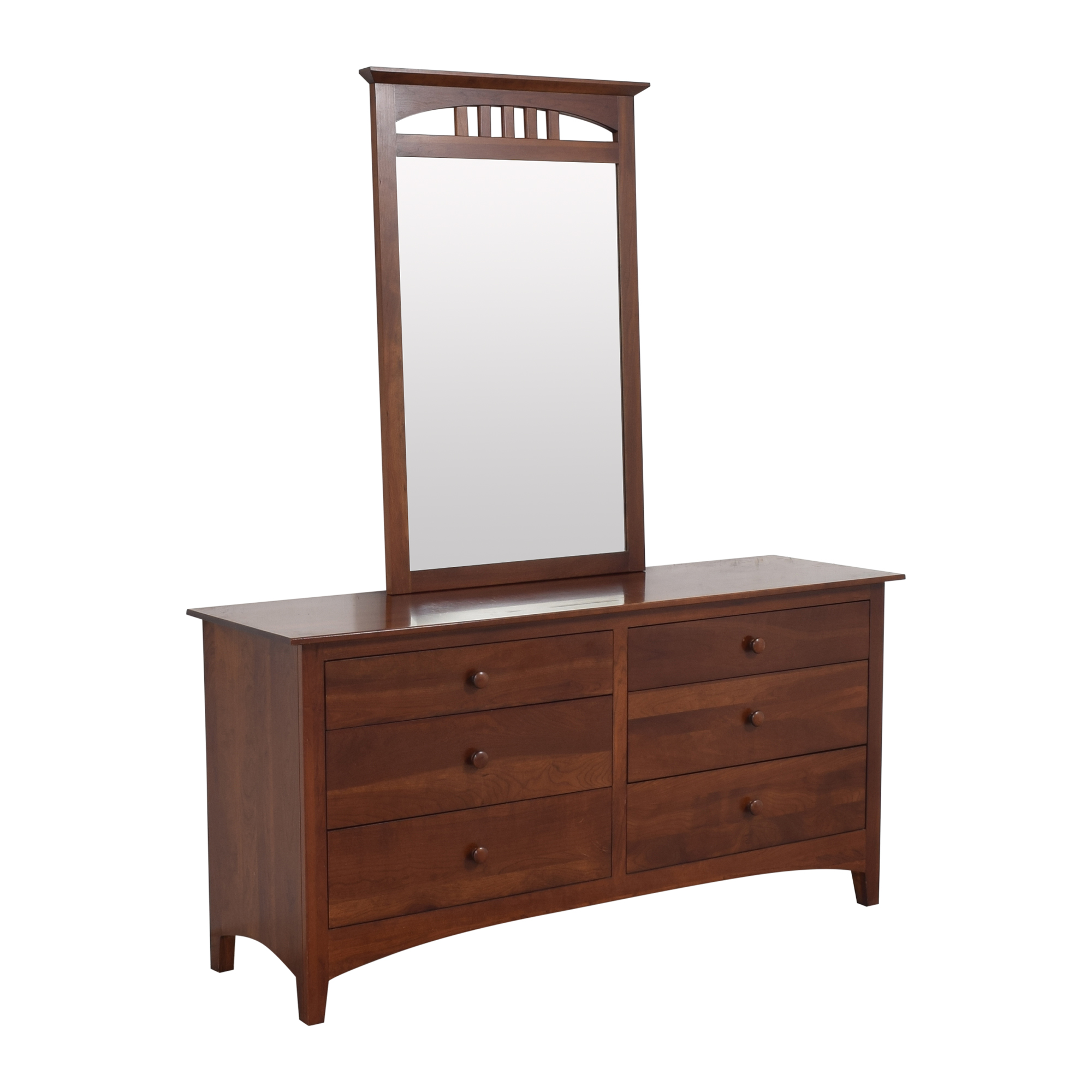 Ethan Allen Ethan Allen American Impressions Dresser with Mirror for sale
