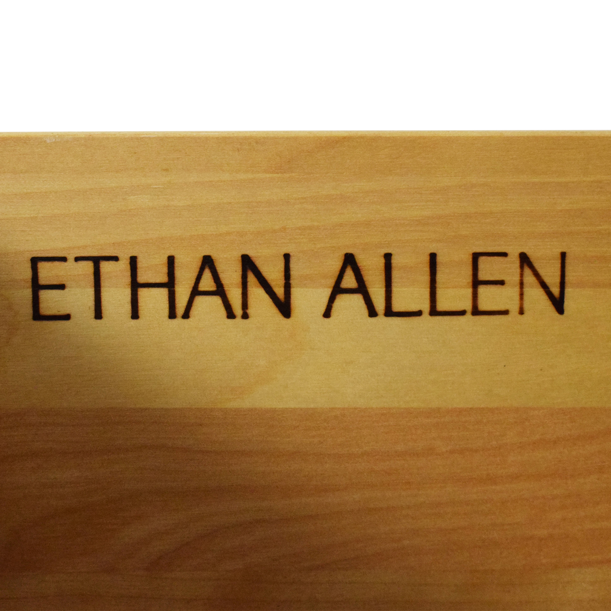 shop Ethan Allen American Impressions Tall Dresser Ethan Allen Storage