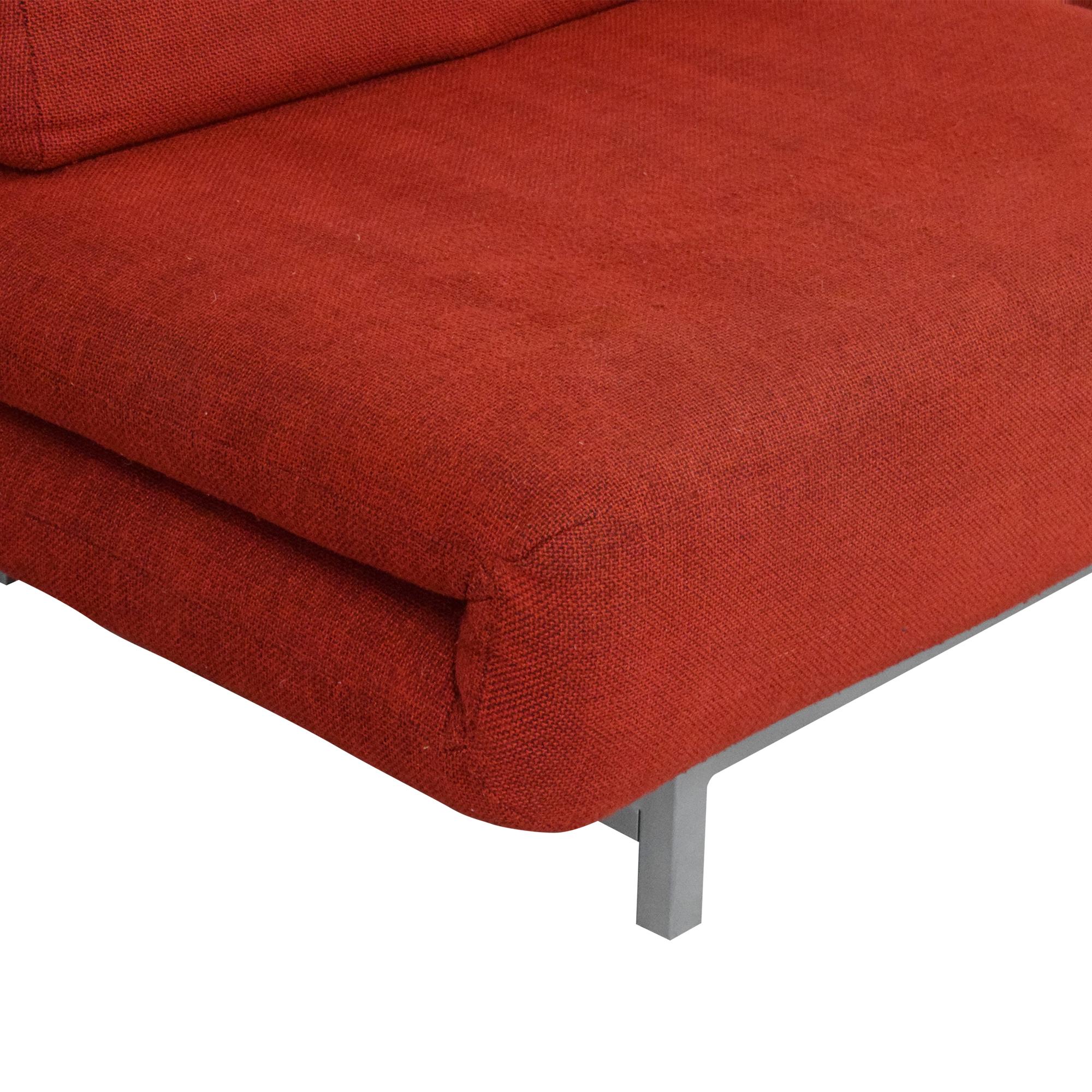 IDO IDO Swivel Convertible Sofa Bed dimensions