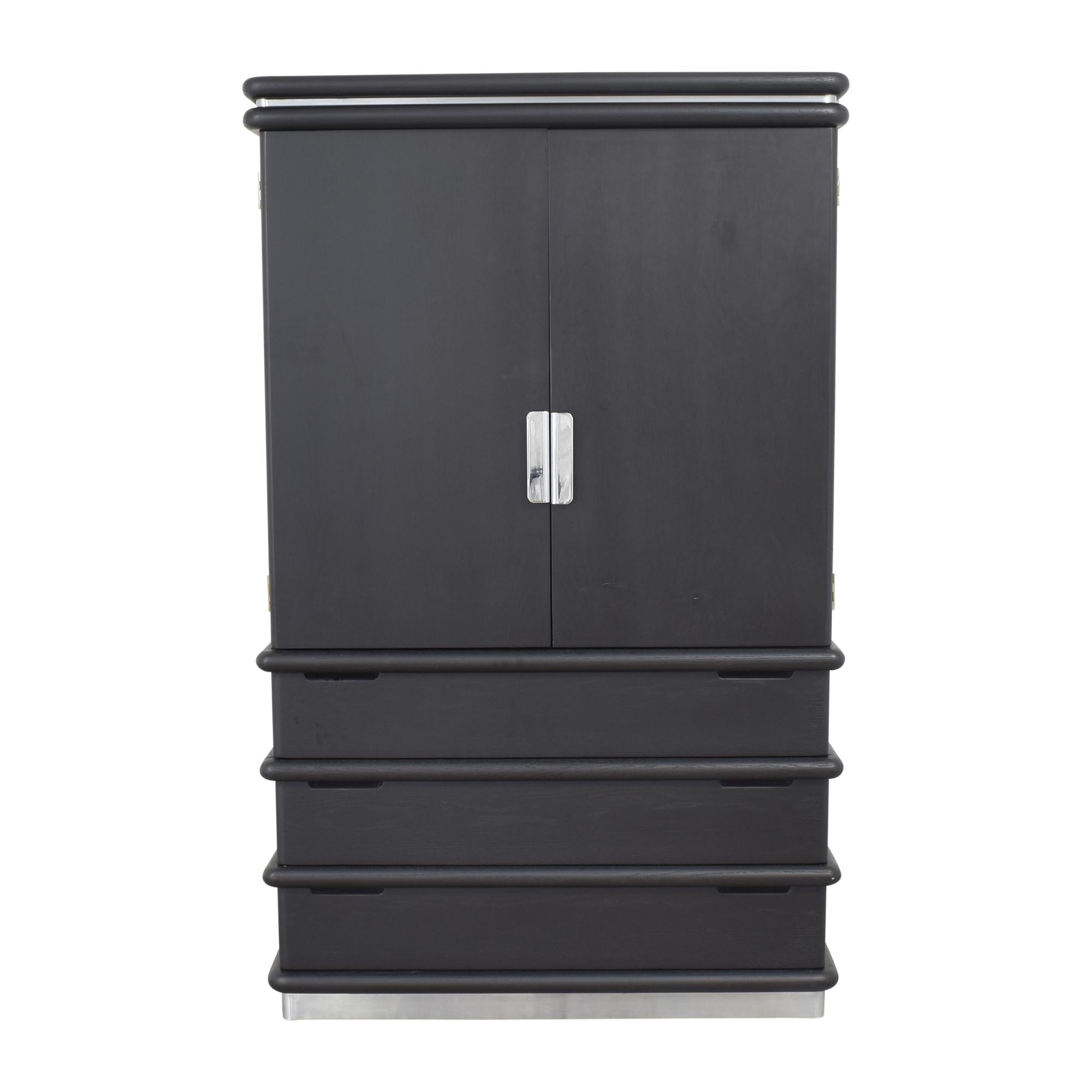 buy Century Furniture Jay Spectre Two Door Armoire Century Furniture Wardrobes & Armoires