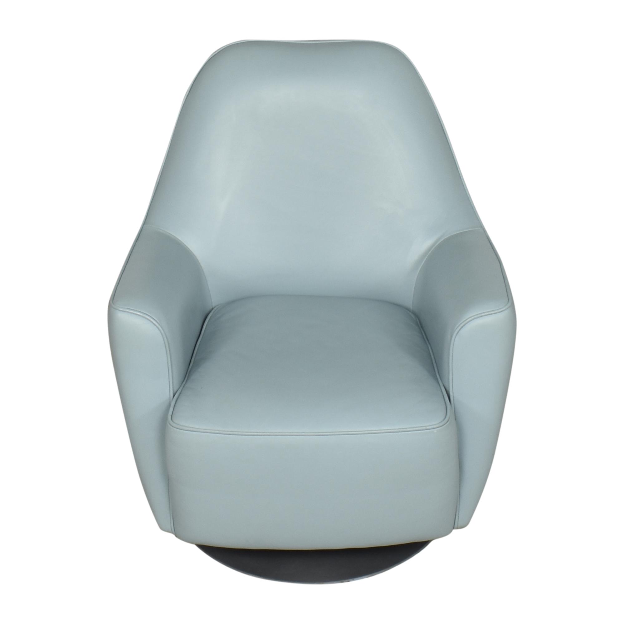Room & Board Modern Swivel Chair / Chairs