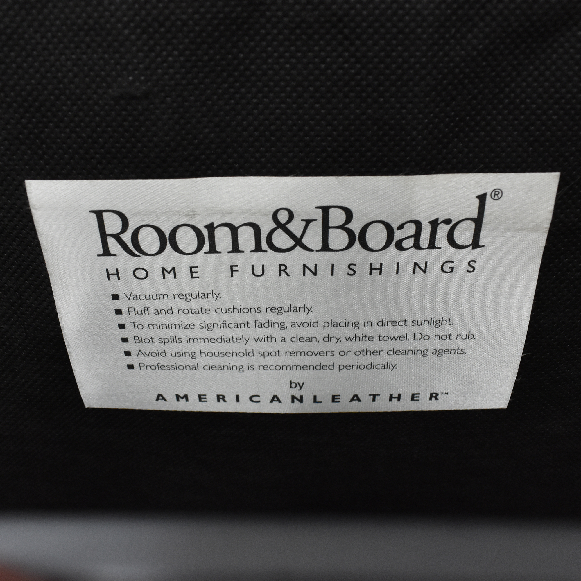 Room & Board Room & Board Modern Swivel Chair dimensions