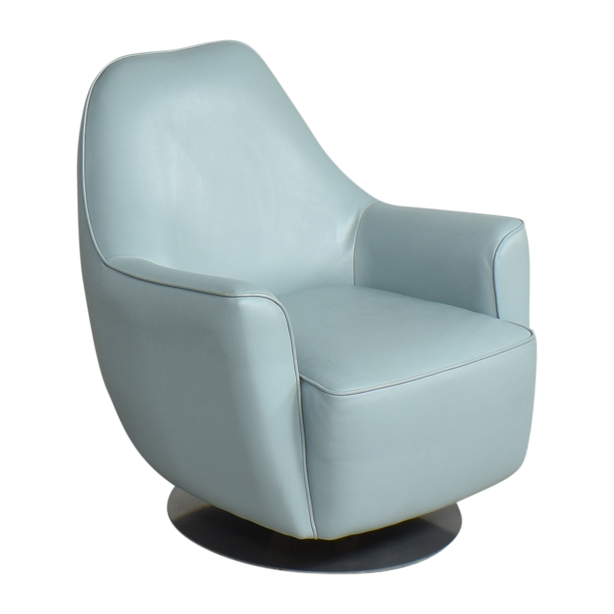 buy Room & Board Modern Swivel Chair Room & Board Accent Chairs