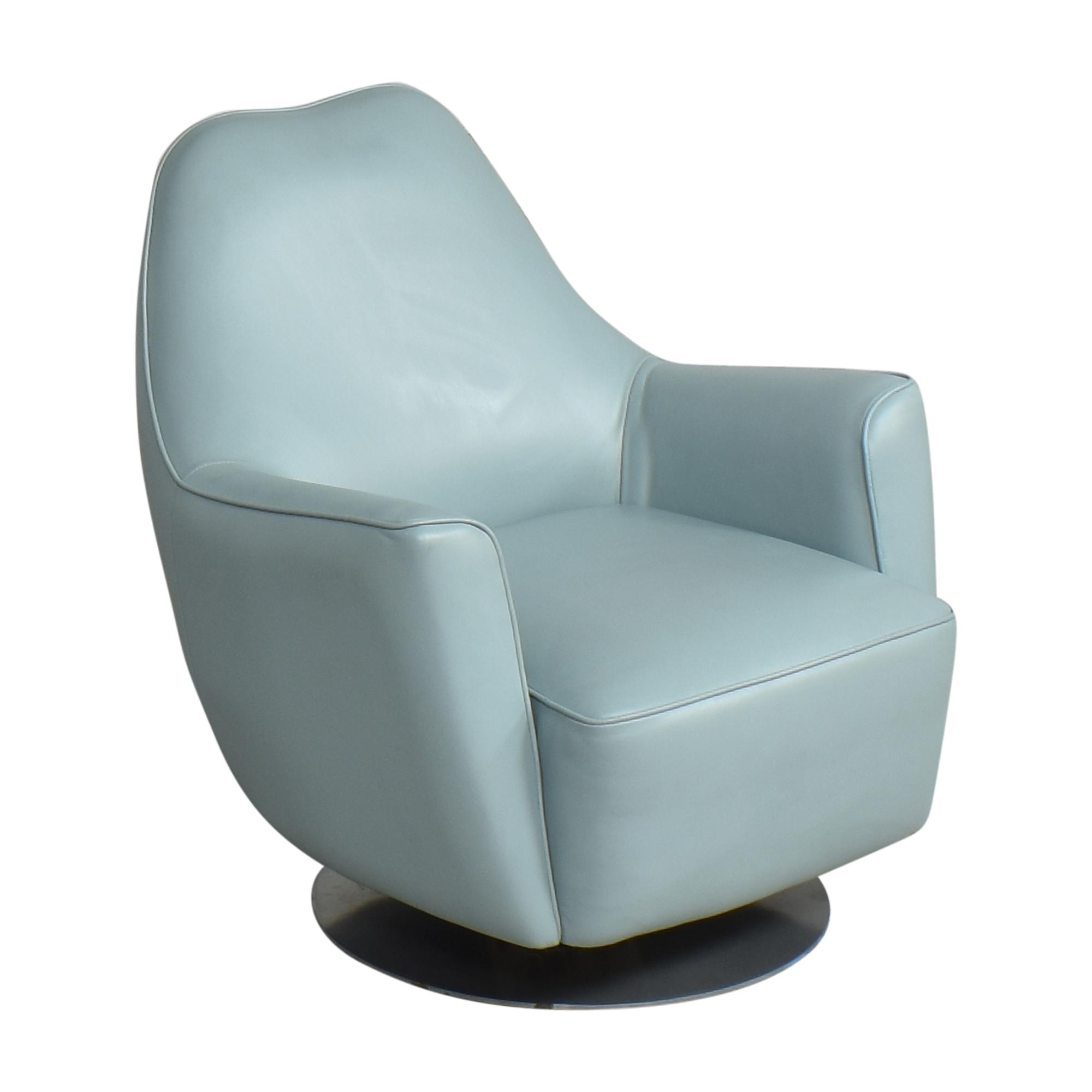 Room & Board Room & Board Modern Swivel Chair Chairs