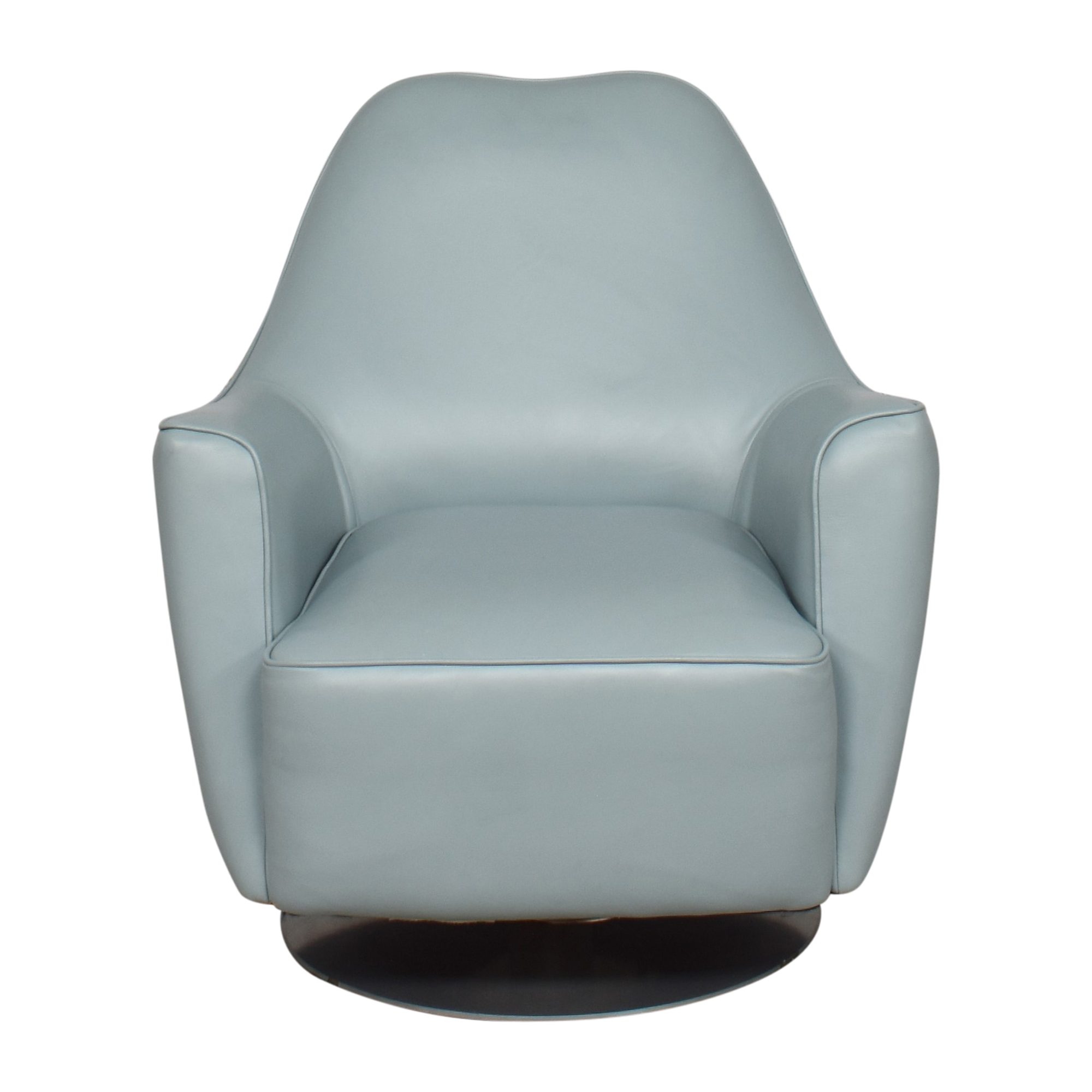 Room & Board Room & Board Modern Swivel Chair Accent Chairs