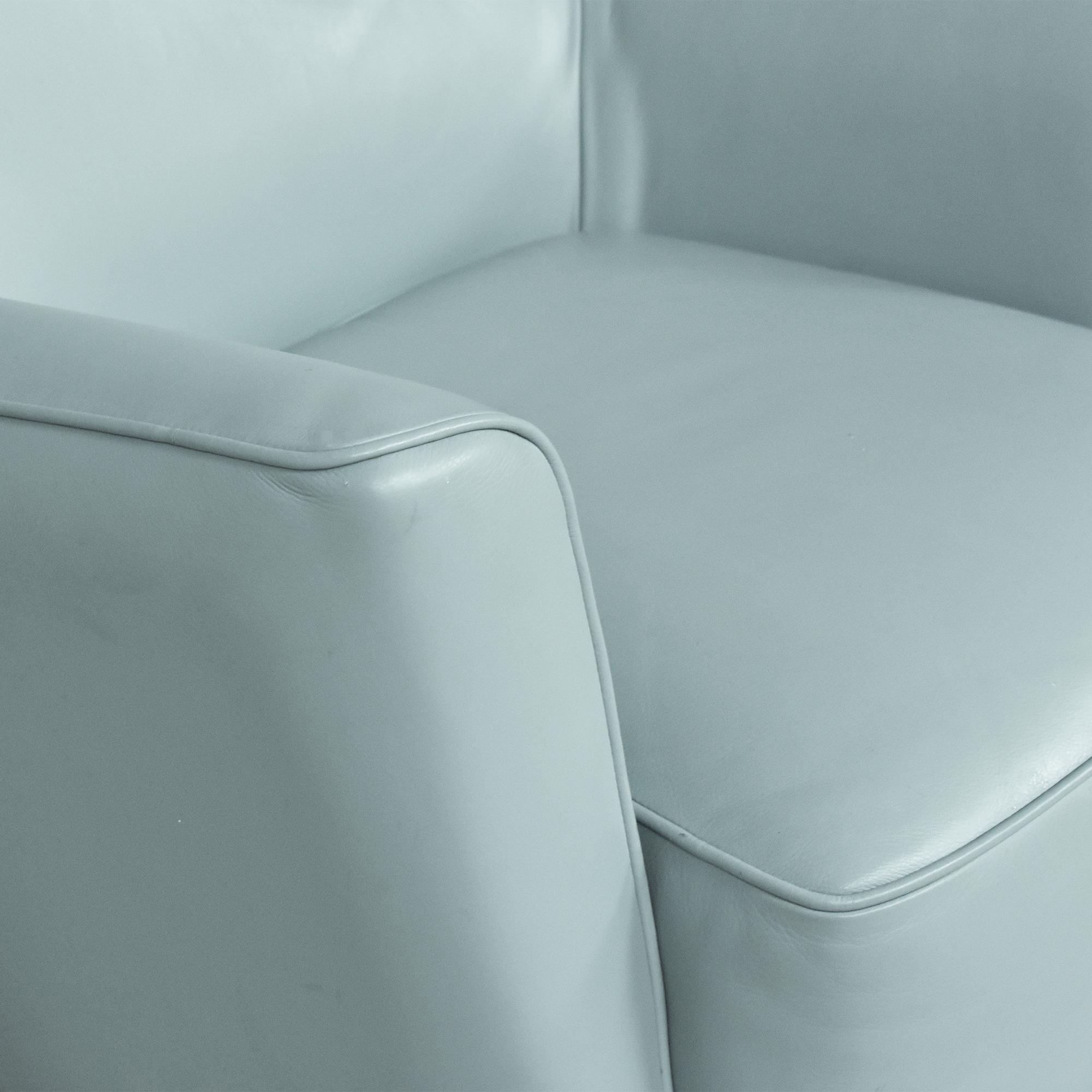 buy Room & Board Modern Swivel Chair Room & Board