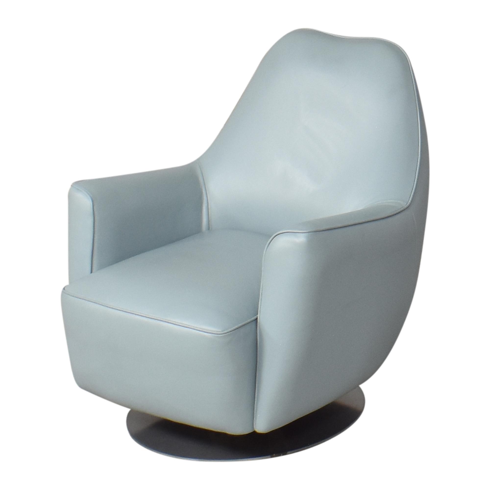 Room & Board Modern Swivel Chair sale