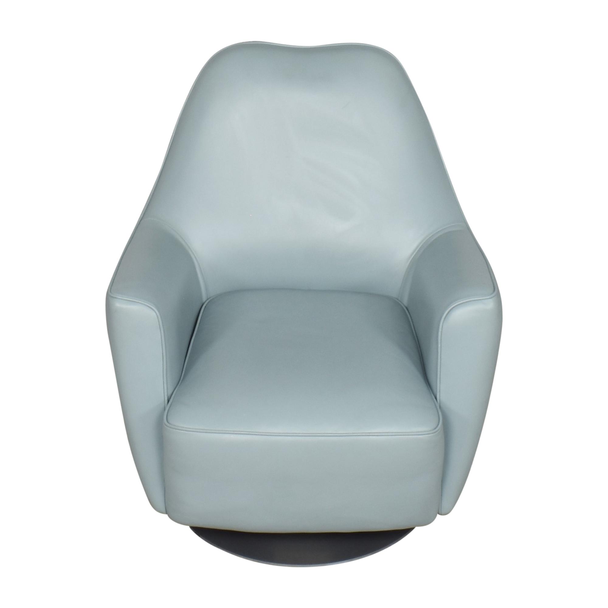 Room & Board Room & Board Modern Swivel Chair nj