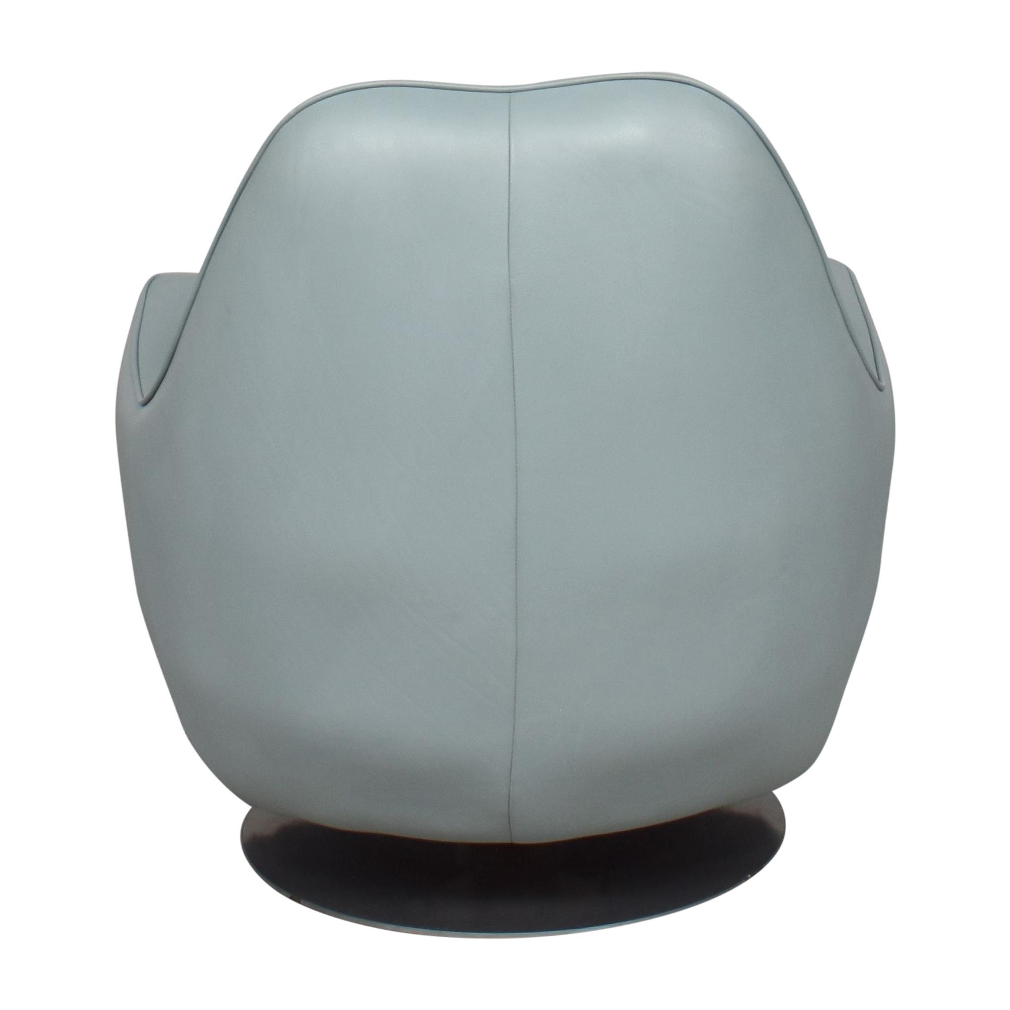 Room & Board Room & Board Modern Swivel Chair pa