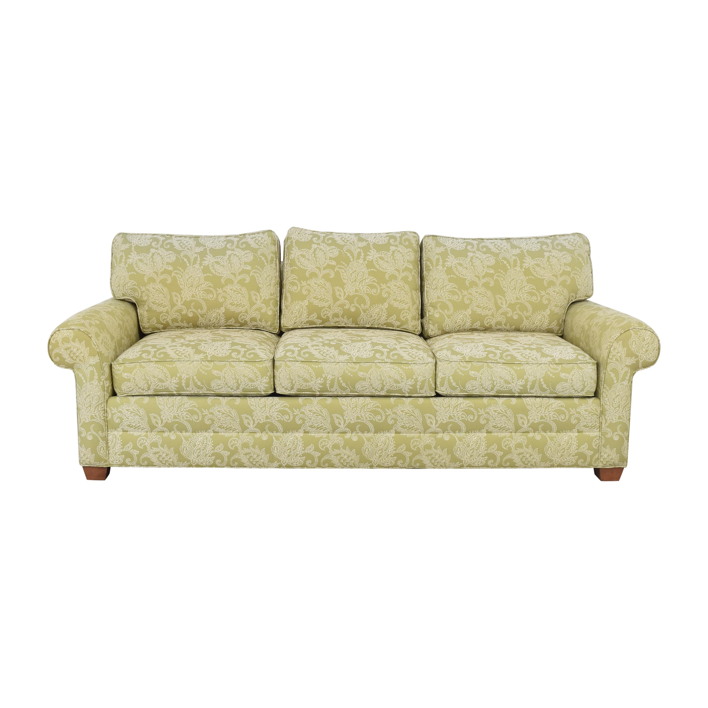 Ethan Allen Ethan Allen Bennett Roll Arm Sofa Classic Sofas