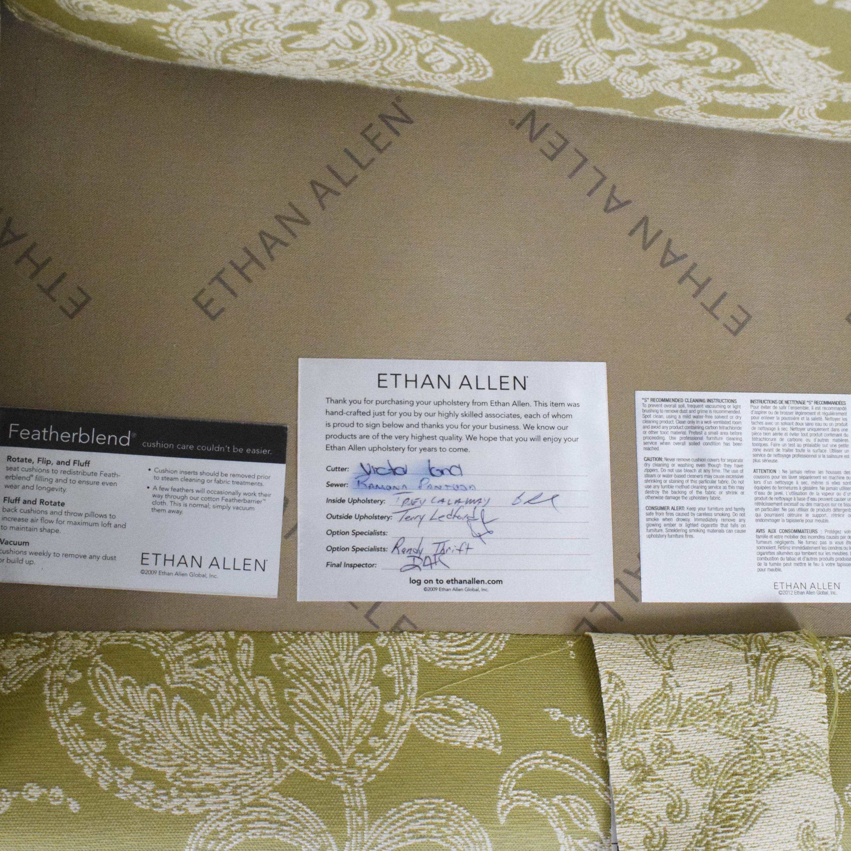 Ethan Allen Bennett Roll Arm Sofa Ethan Allen