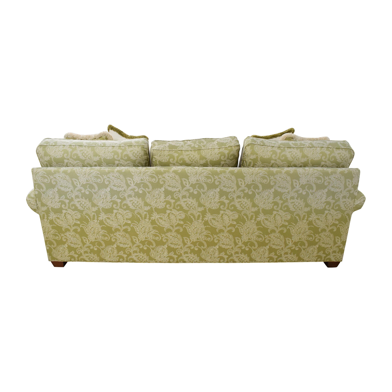 Ethan Allen Bennett Roll Arm Sofa sale