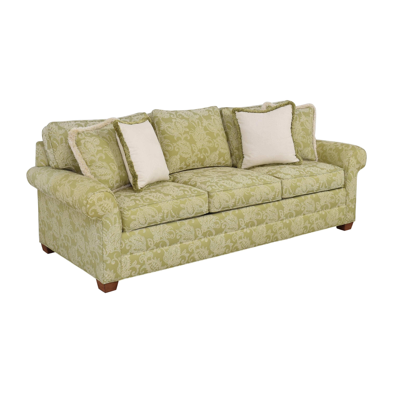 buy Ethan Allen Bennett Roll Arm Sofa Ethan Allen