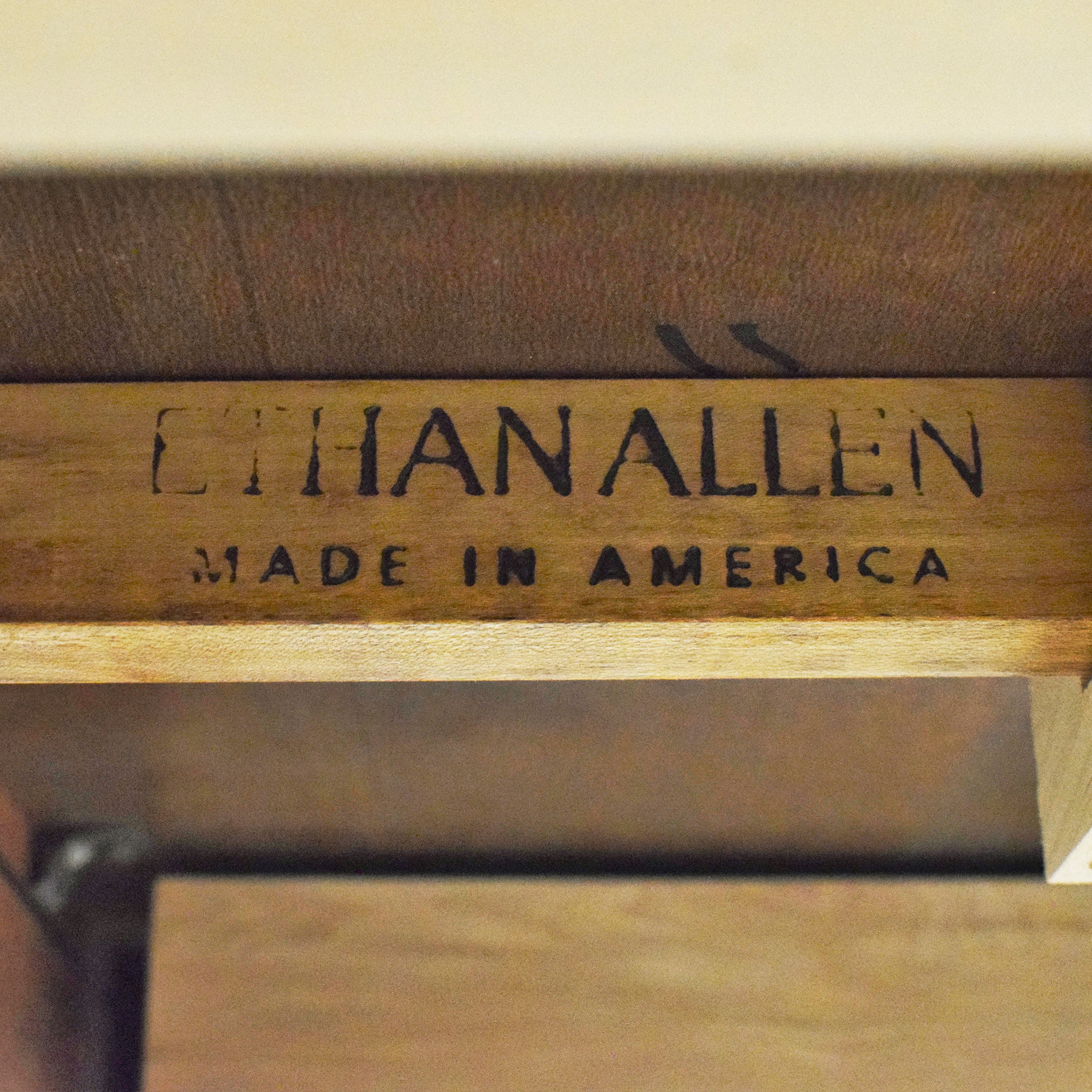 Ethan Allen Drop Leaf Dining Table sale