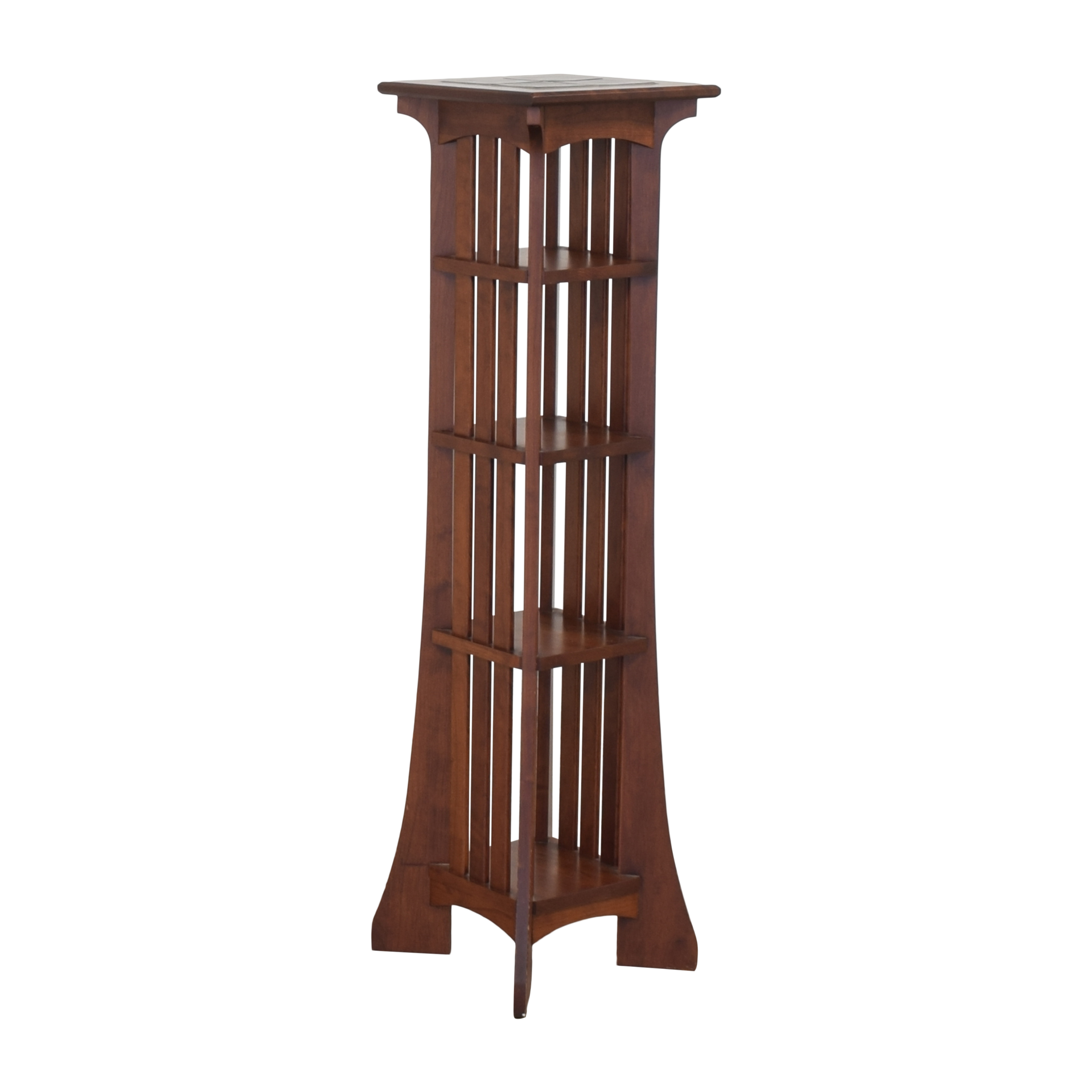 Ethan Allen Ethan Allen American Impressions Five Tier Plant Stand dimensions