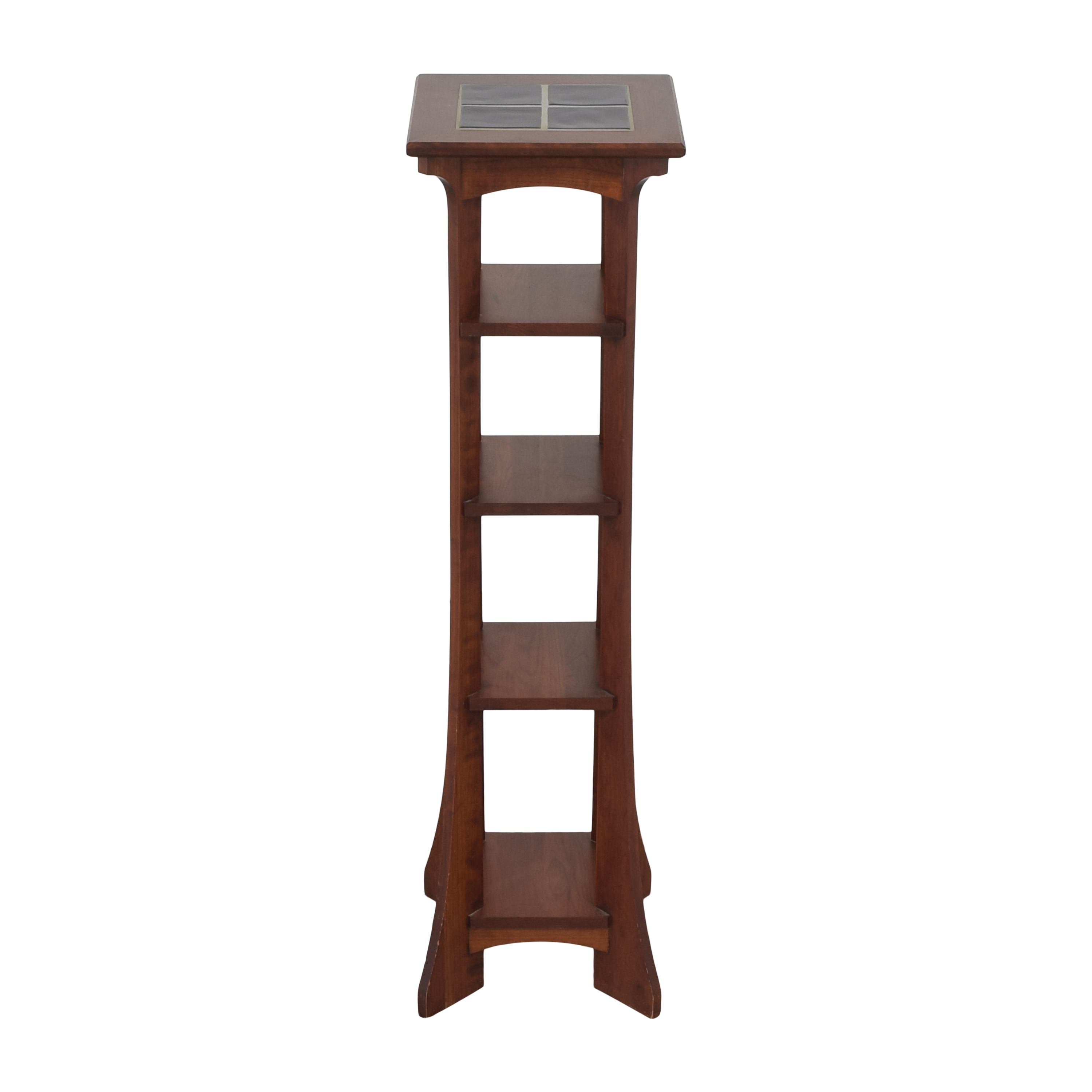 Ethan Allen Ethan Allen American Impressions Five Tier Plant Stand price