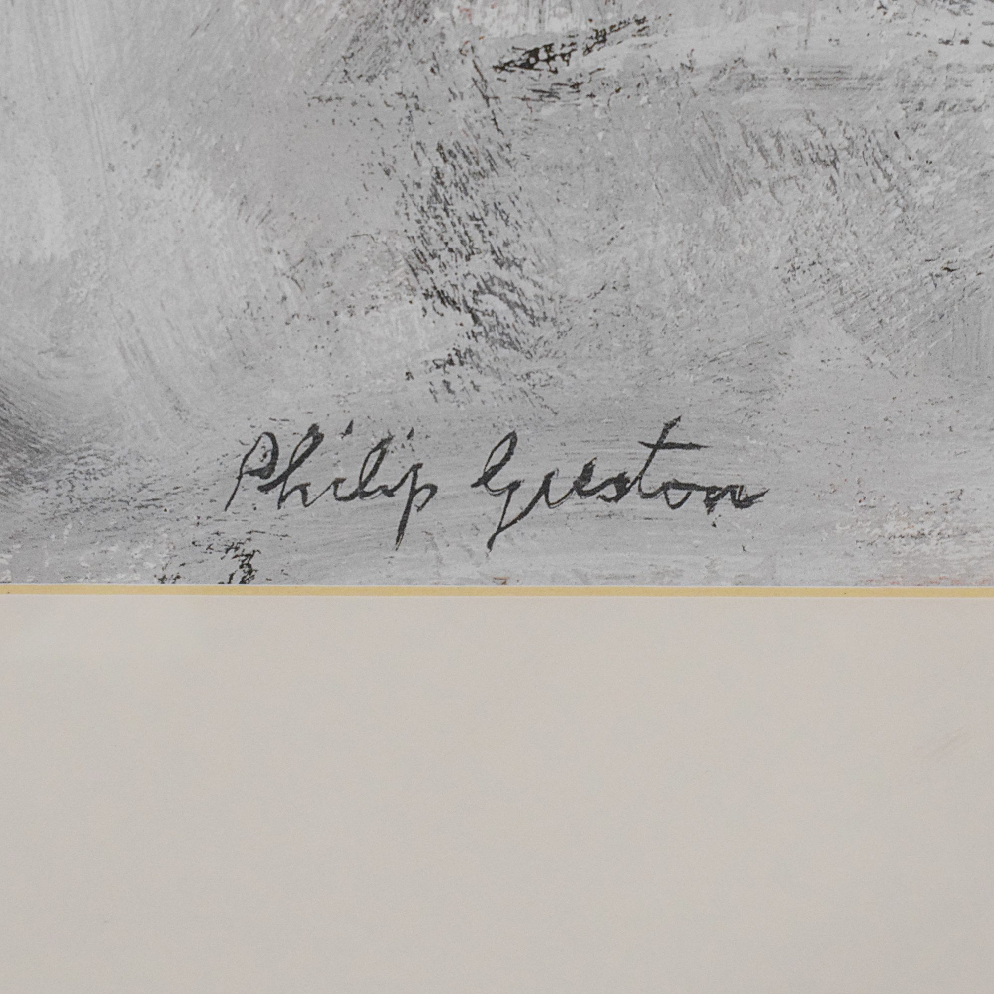 Philip Guston Framed Wall Art discount