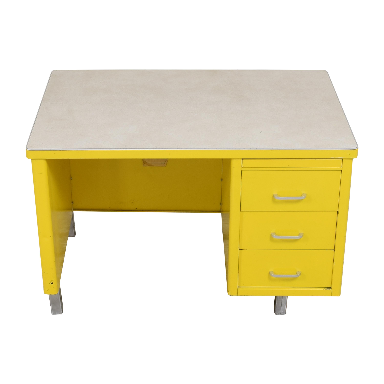 shop Columbia-Hallowell Tanker Desk Hallowell Tables