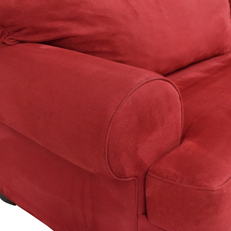 Bauhaus Furniture Bauhaus Furniture Roll Arm Sleeper Sofa Sofa Beds