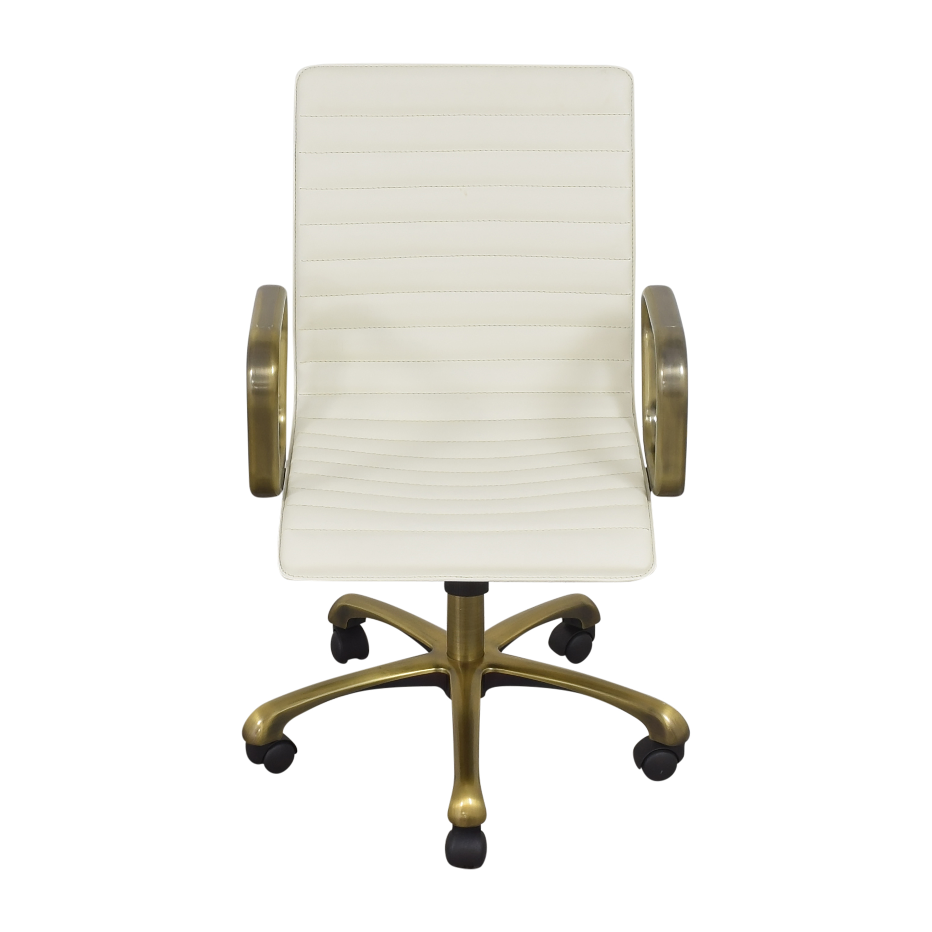 Crate & Barrel Crate & Barrel Ripple Office Chair nyc